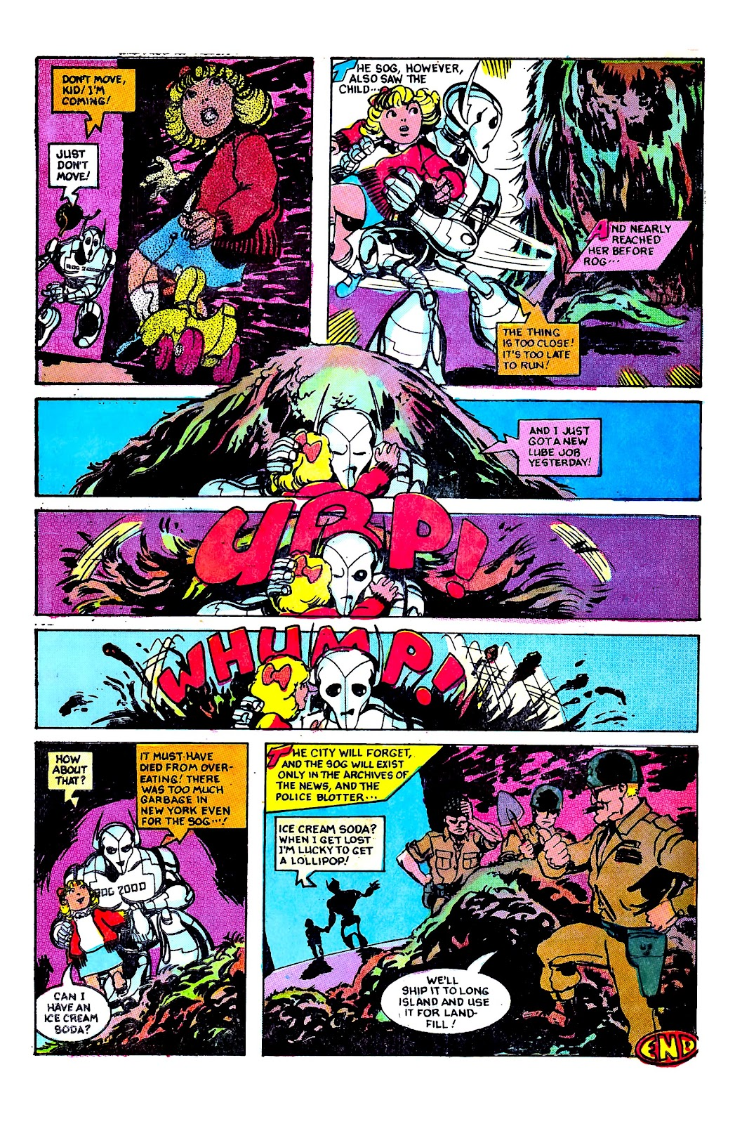 E-Man (1973) issue 10 - Page 32