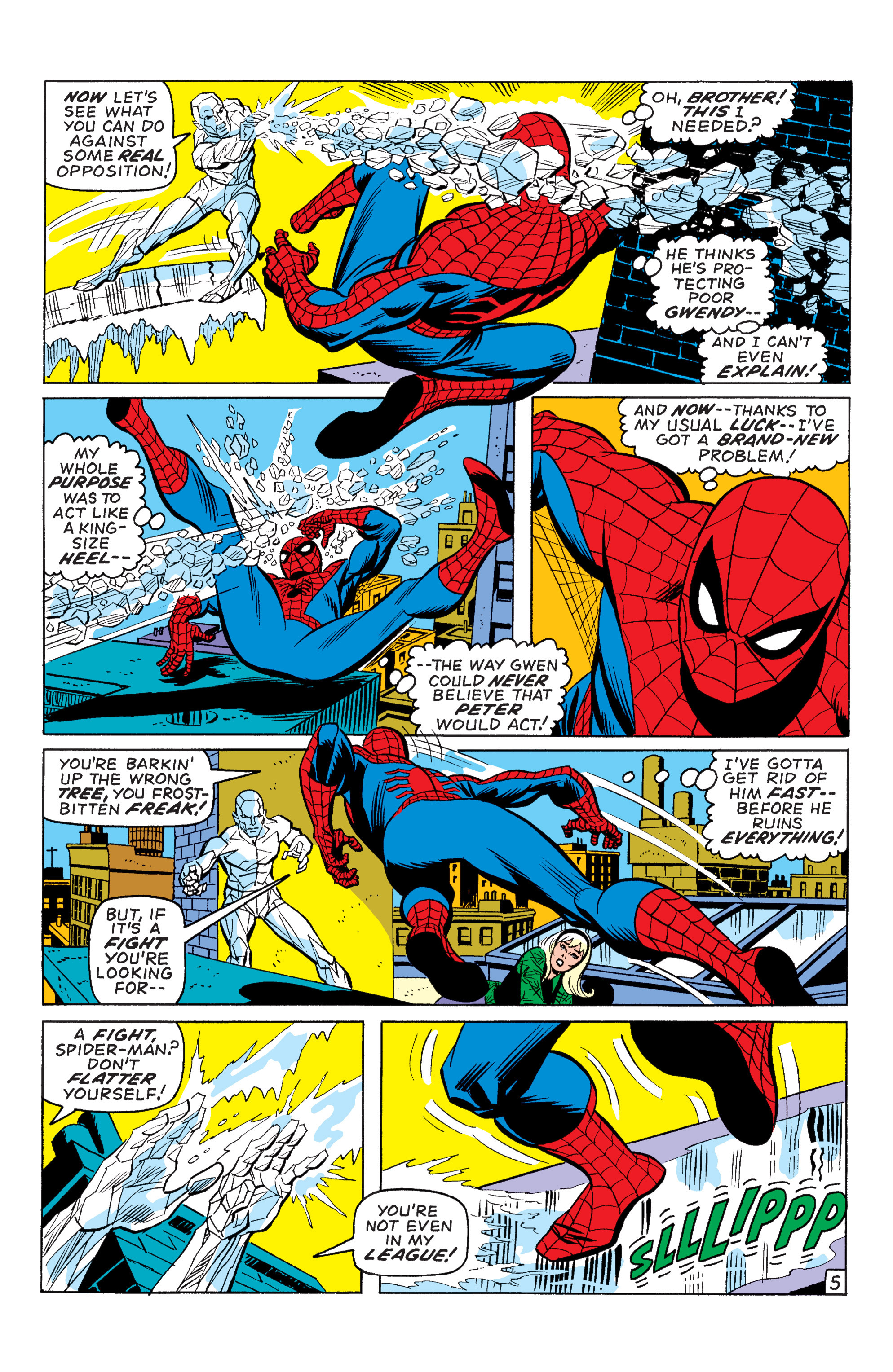 The Amazing Spider-Man (1963) 92 Page 5