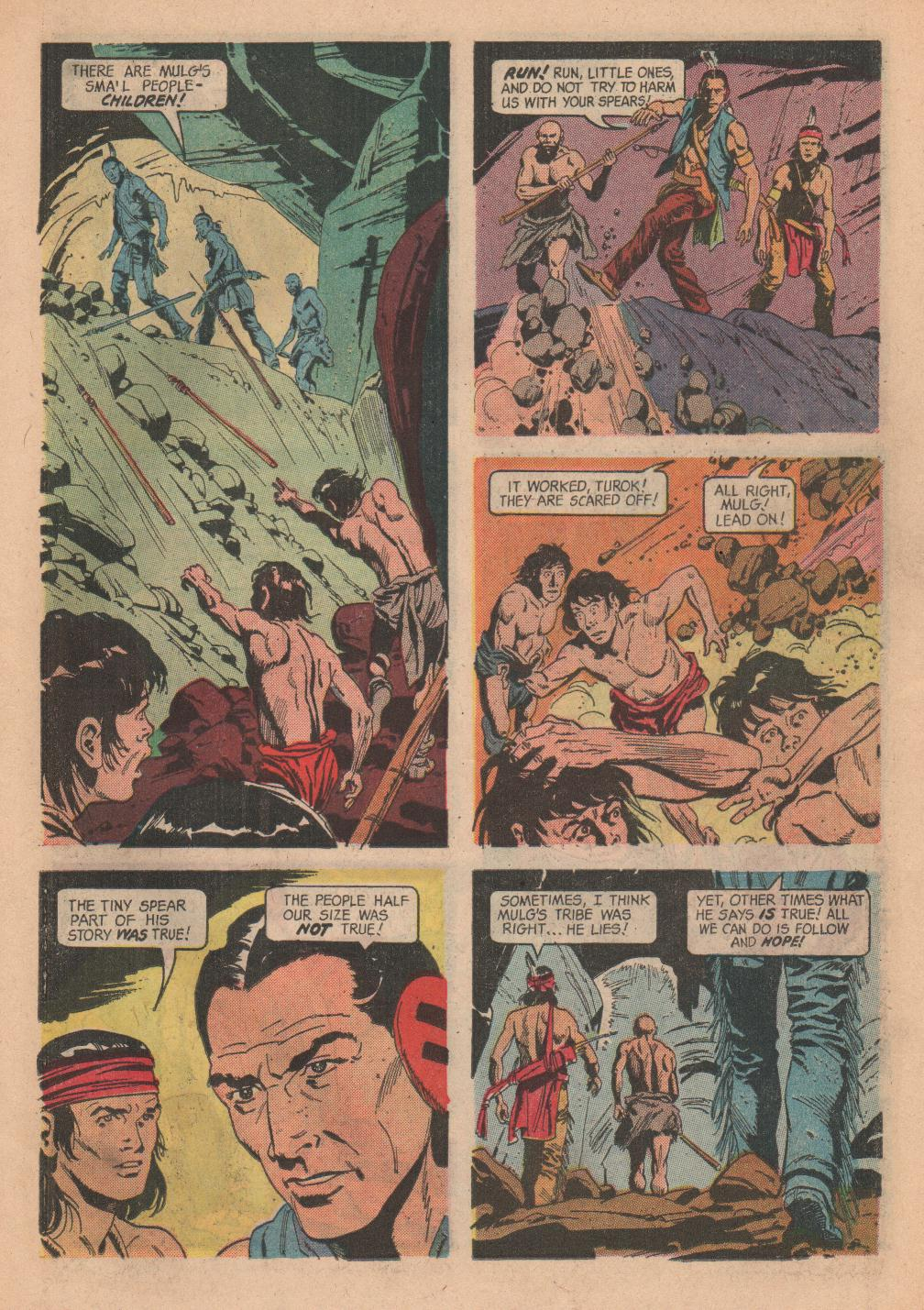 Read online Turok, Son of Stone comic -  Issue #55 - 14