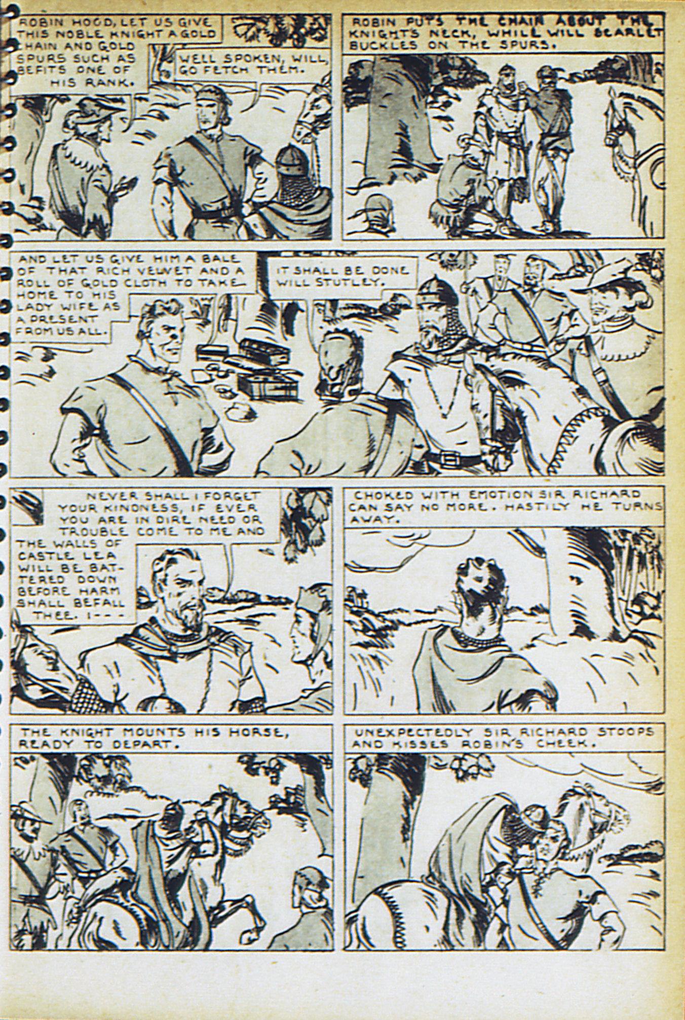 Read online Adventure Comics (1938) comic -  Issue #30 - 46