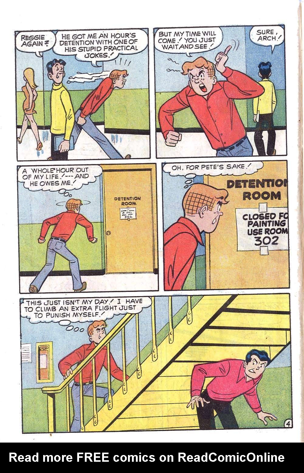 Read online Archie (1960) comic -  Issue #219 - 6