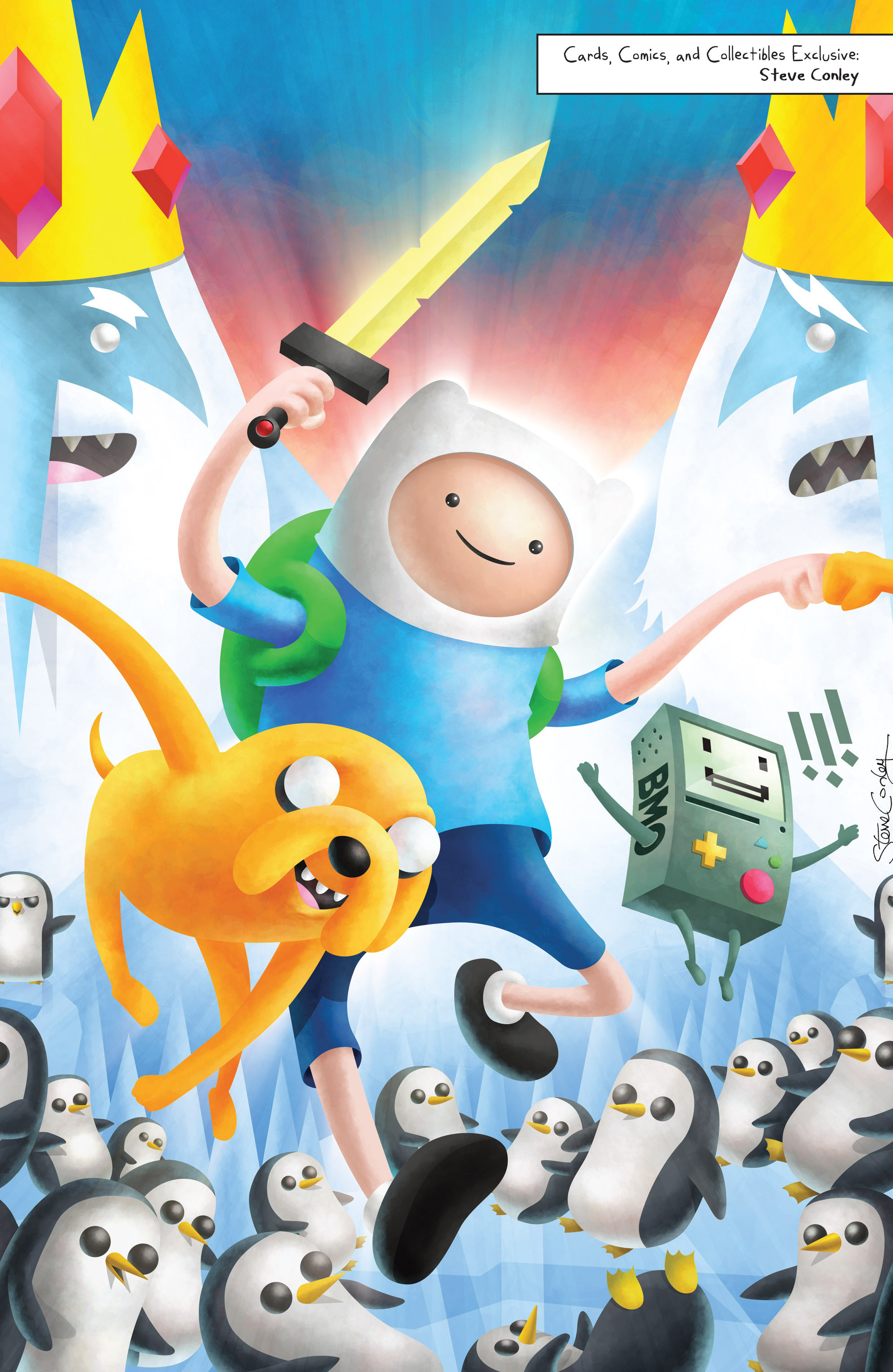 Read online Adventure Time comic -  Issue #Adventure Time _TPB 3 - 101