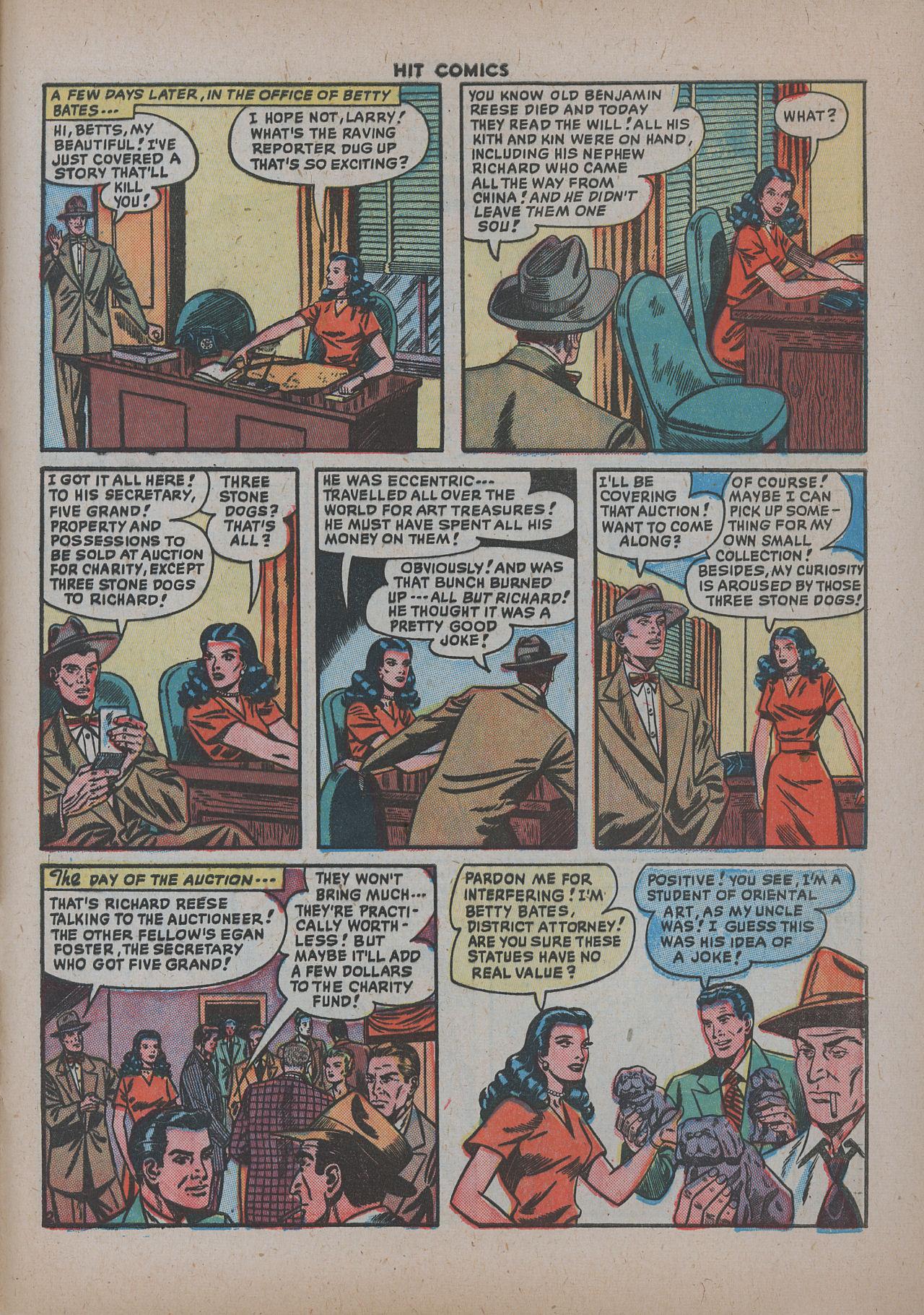 Read online Hit Comics comic -  Issue #62 - 30