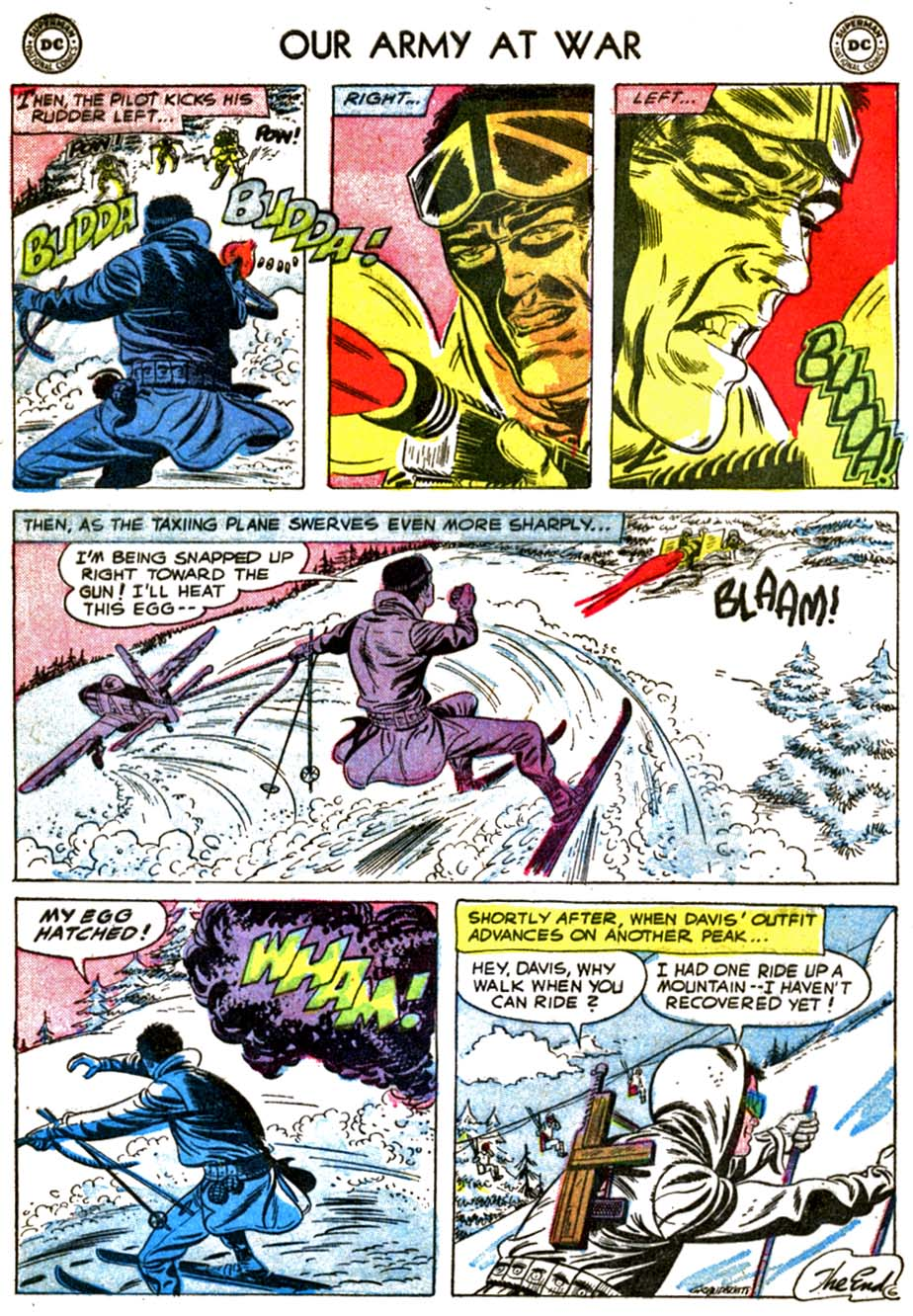 Our Army at War (1952) issue 58 - Page 8