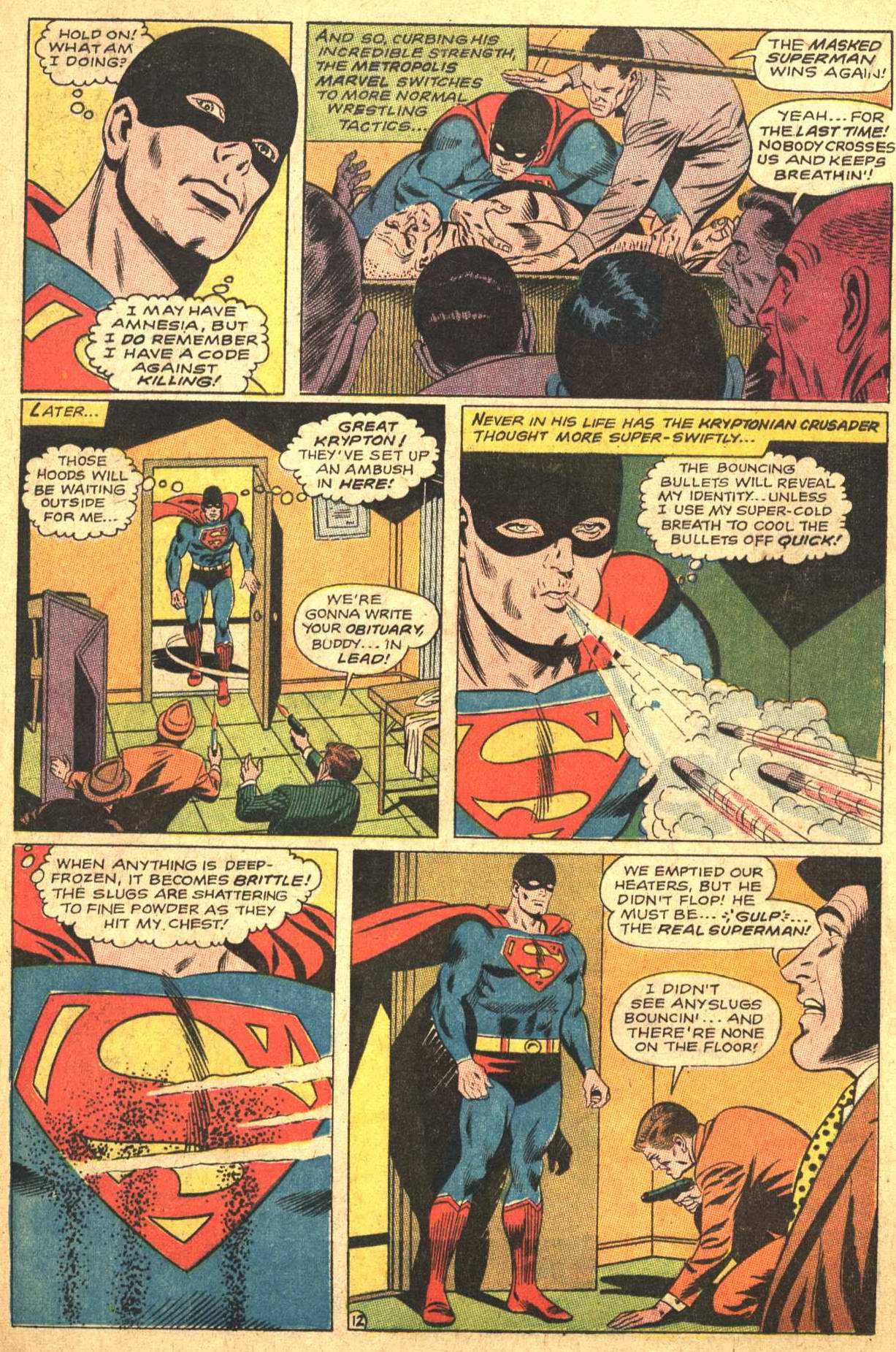 Read online Action Comics (1938) comic -  Issue #372 - 16