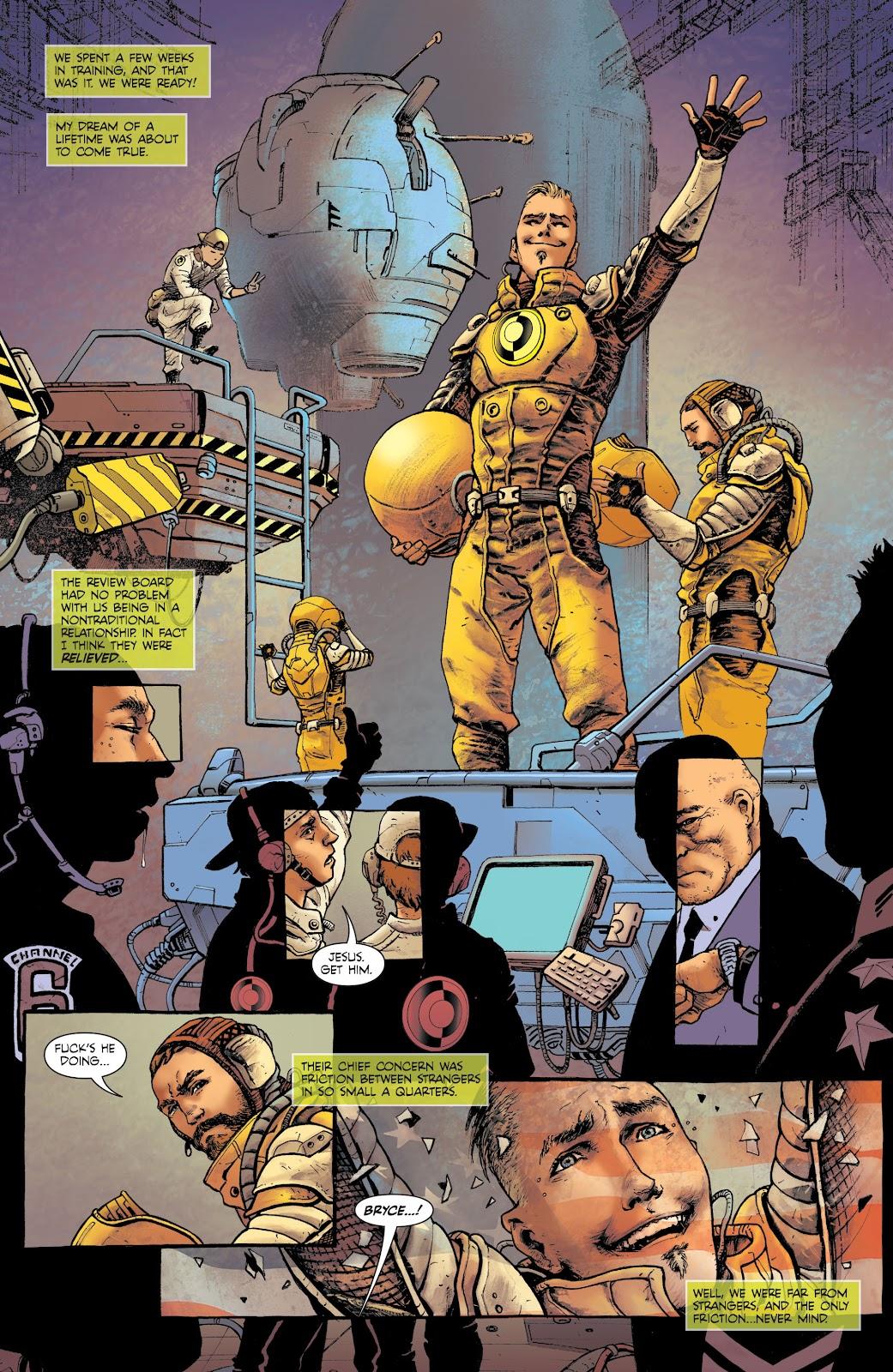 Read online Strange Adventures (2014) comic -  Issue # TPB (Part 2) - 32
