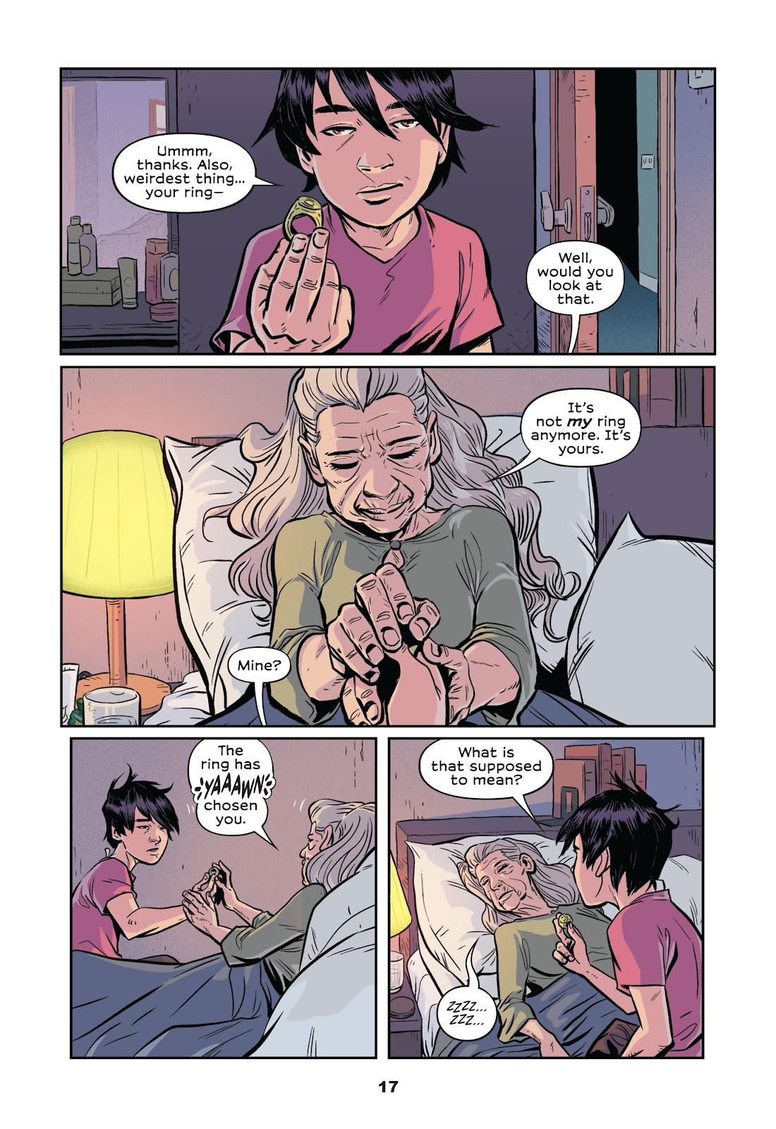 Read online Green Lantern: Legacy comic -  Issue # TPB - 16