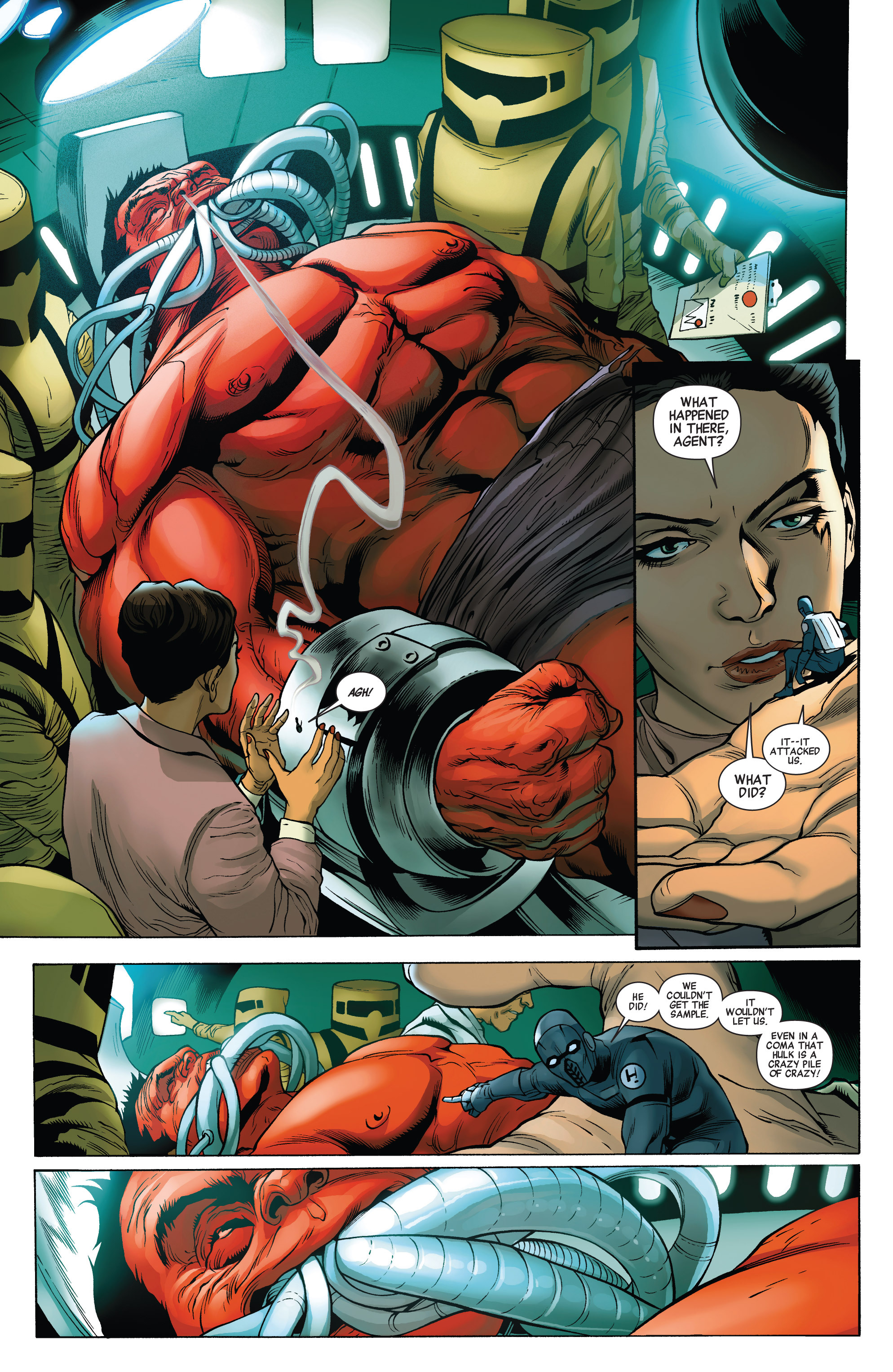Read online Avengers (2010) comic -  Issue #22 - 14