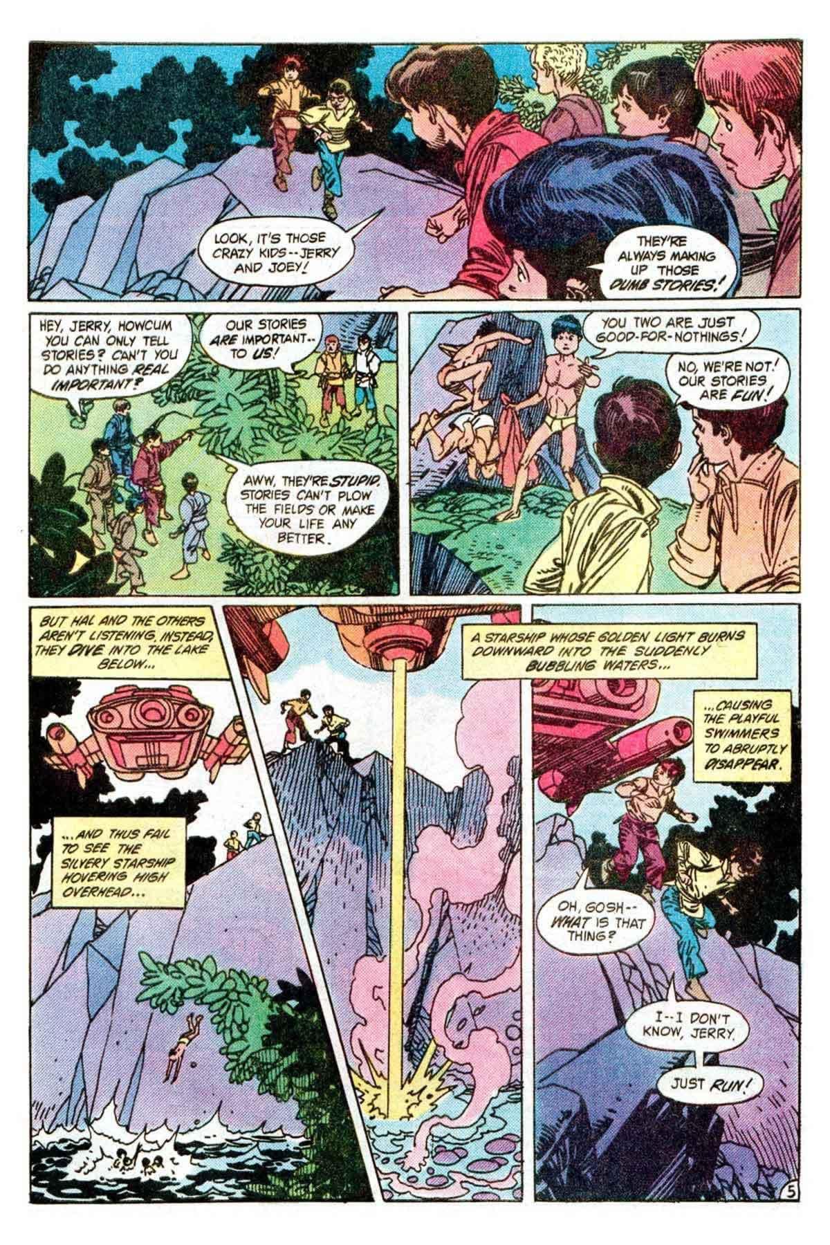 Action Comics (1938) 554 Page 5