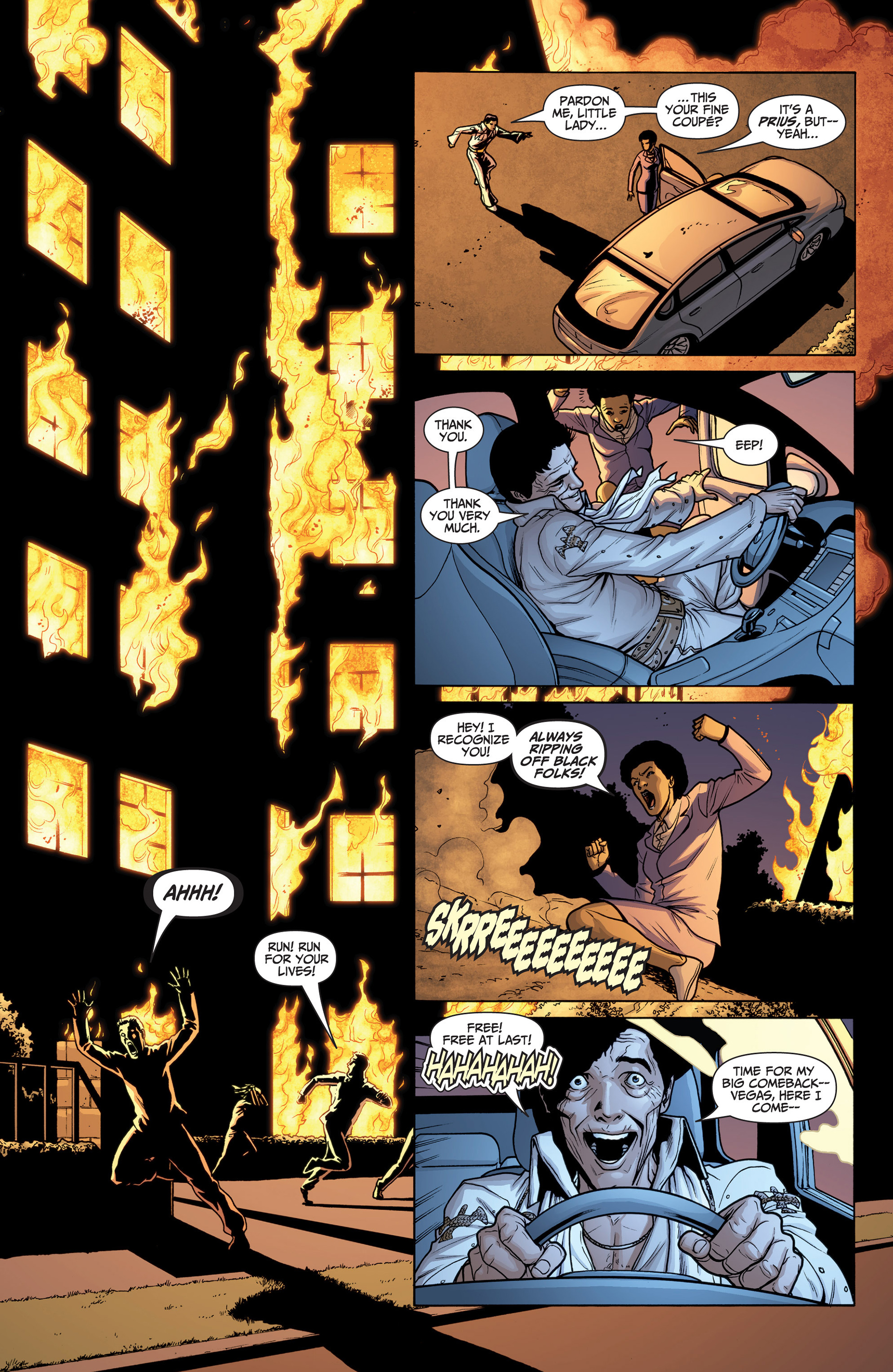 Read online Archer and Armstrong comic -  Issue #23 - 6