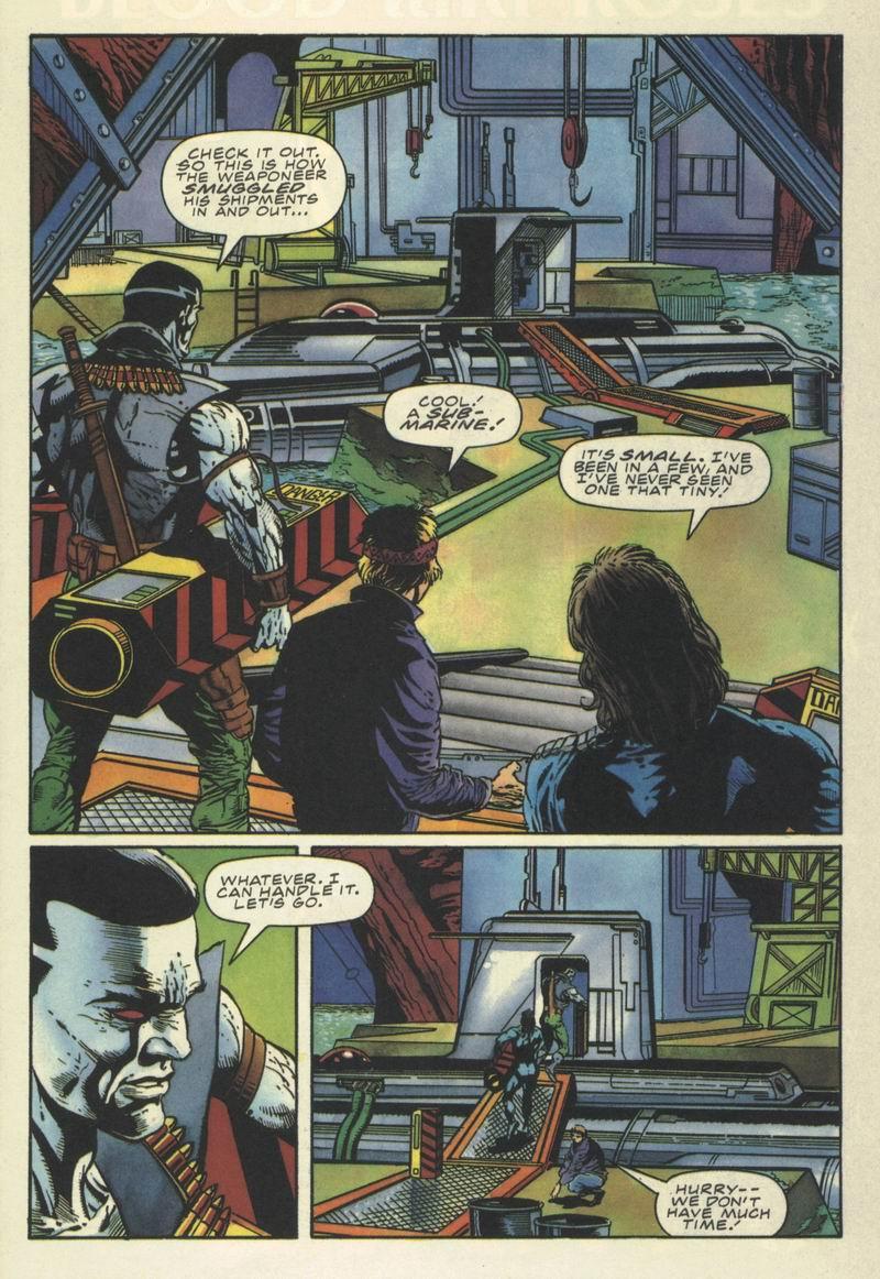 Read online Secret Weapons comic -  Issue #10 - 6
