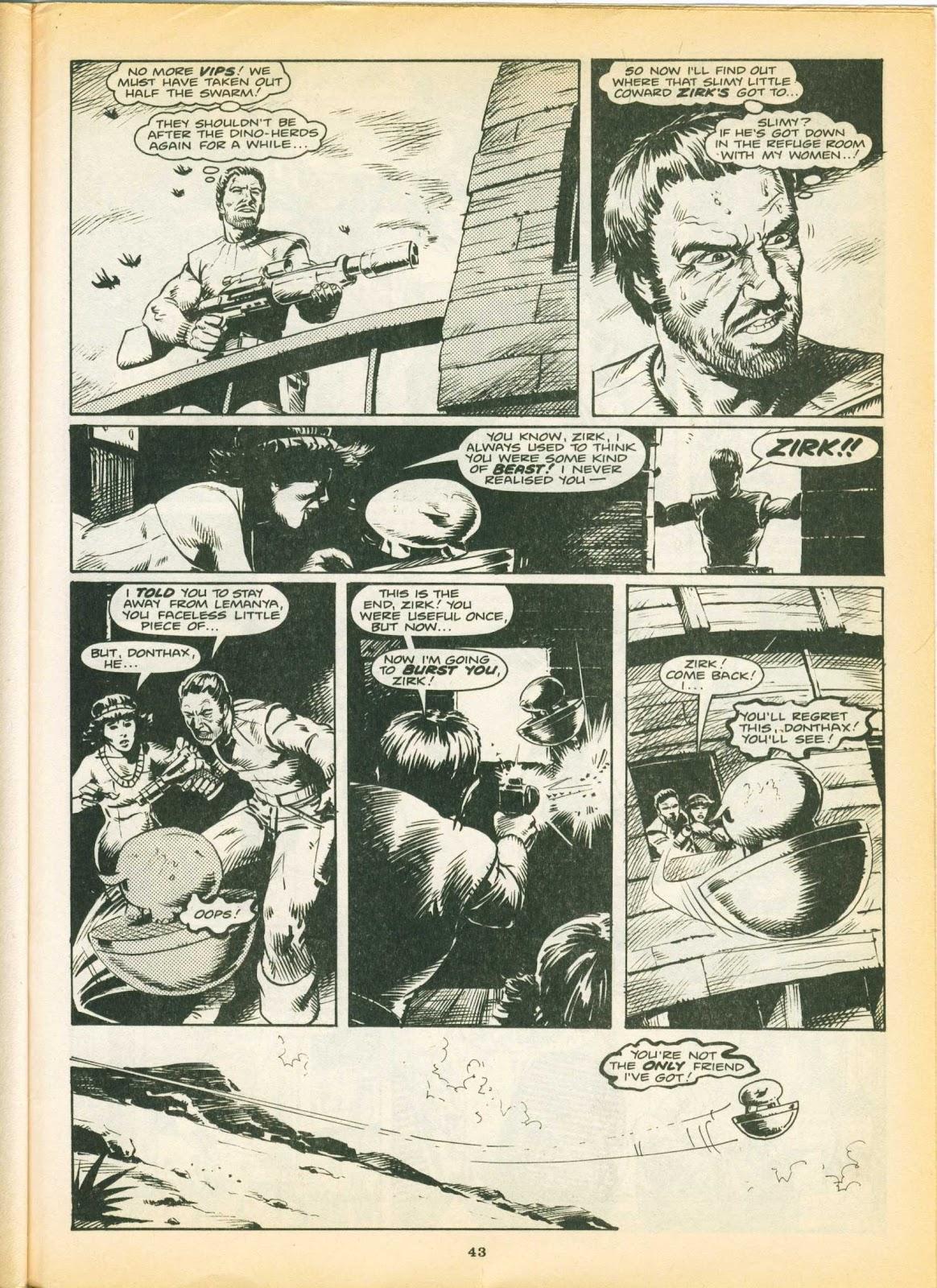 Warrior Issue #6 #7 - English 43