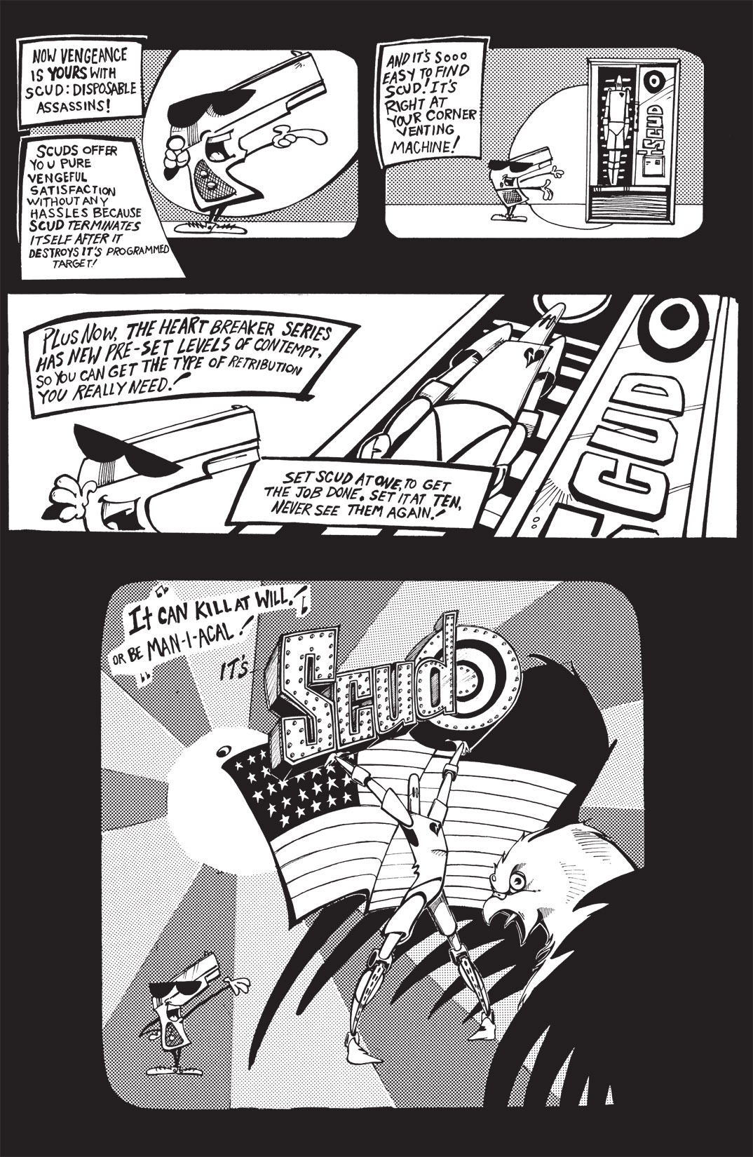 Read online Scud: The Disposable Assassin: The Whole Shebang comic -  Issue # TPB (Part 1) - 39