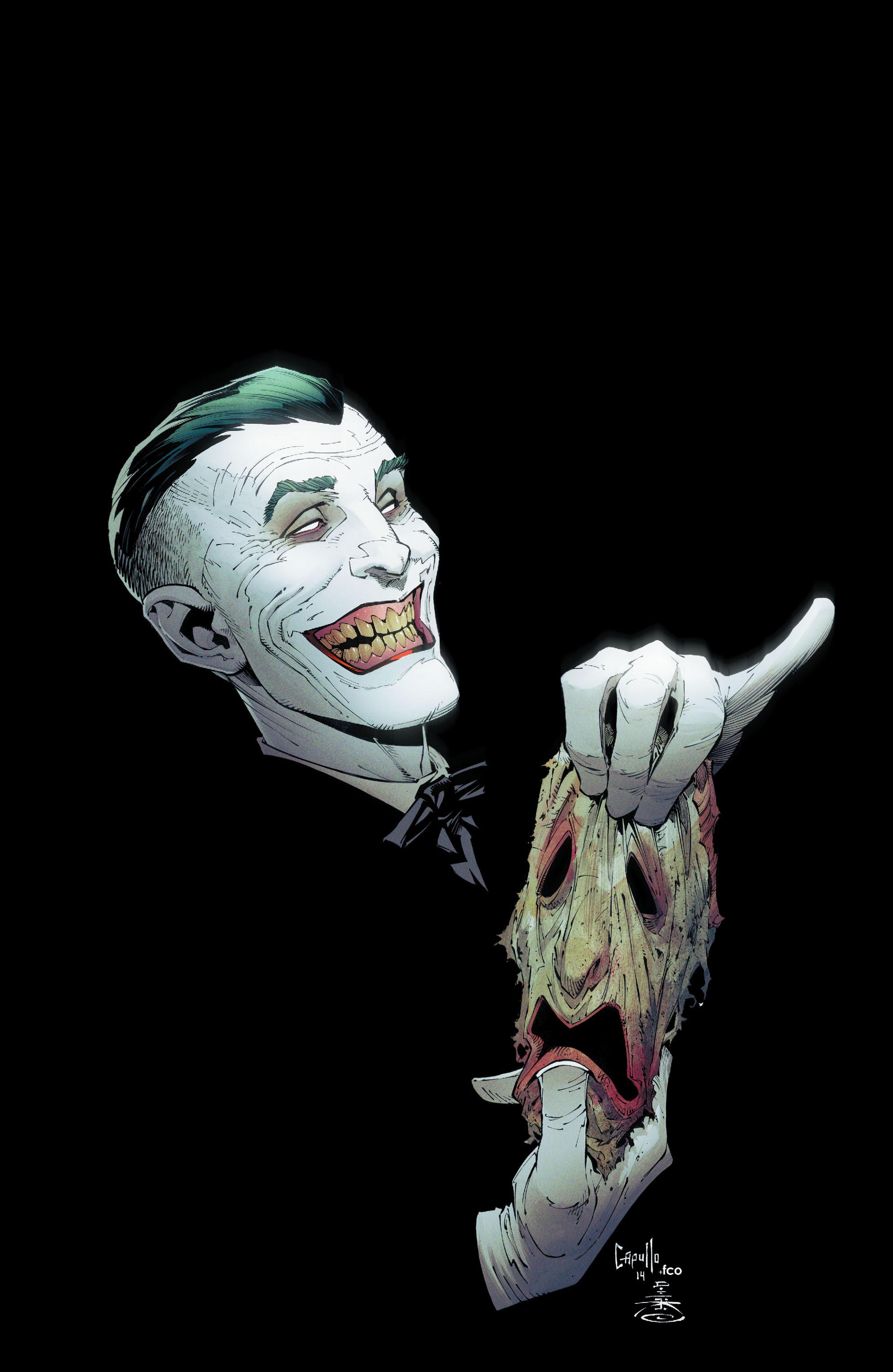 Read online Batman (2011) comic -  Issue # _TPB 7 - 53