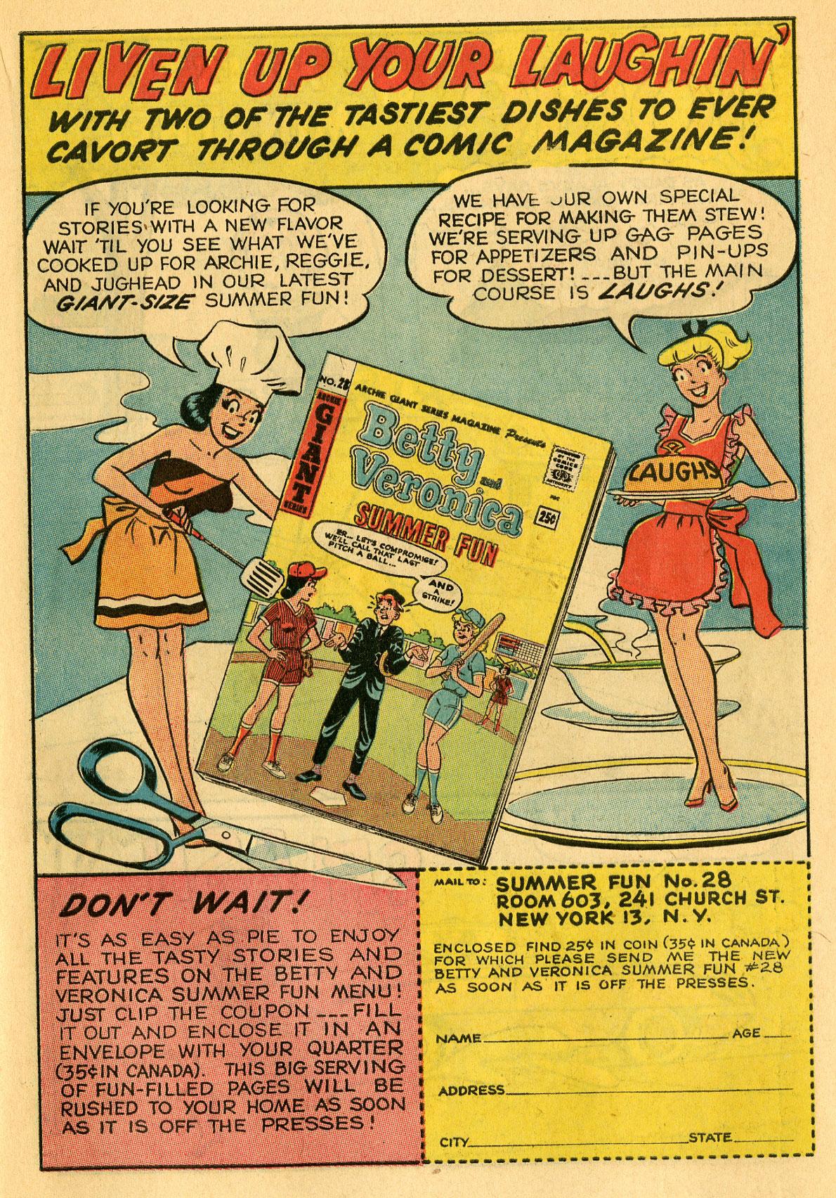 Read online She's Josie comic -  Issue #7 - 19