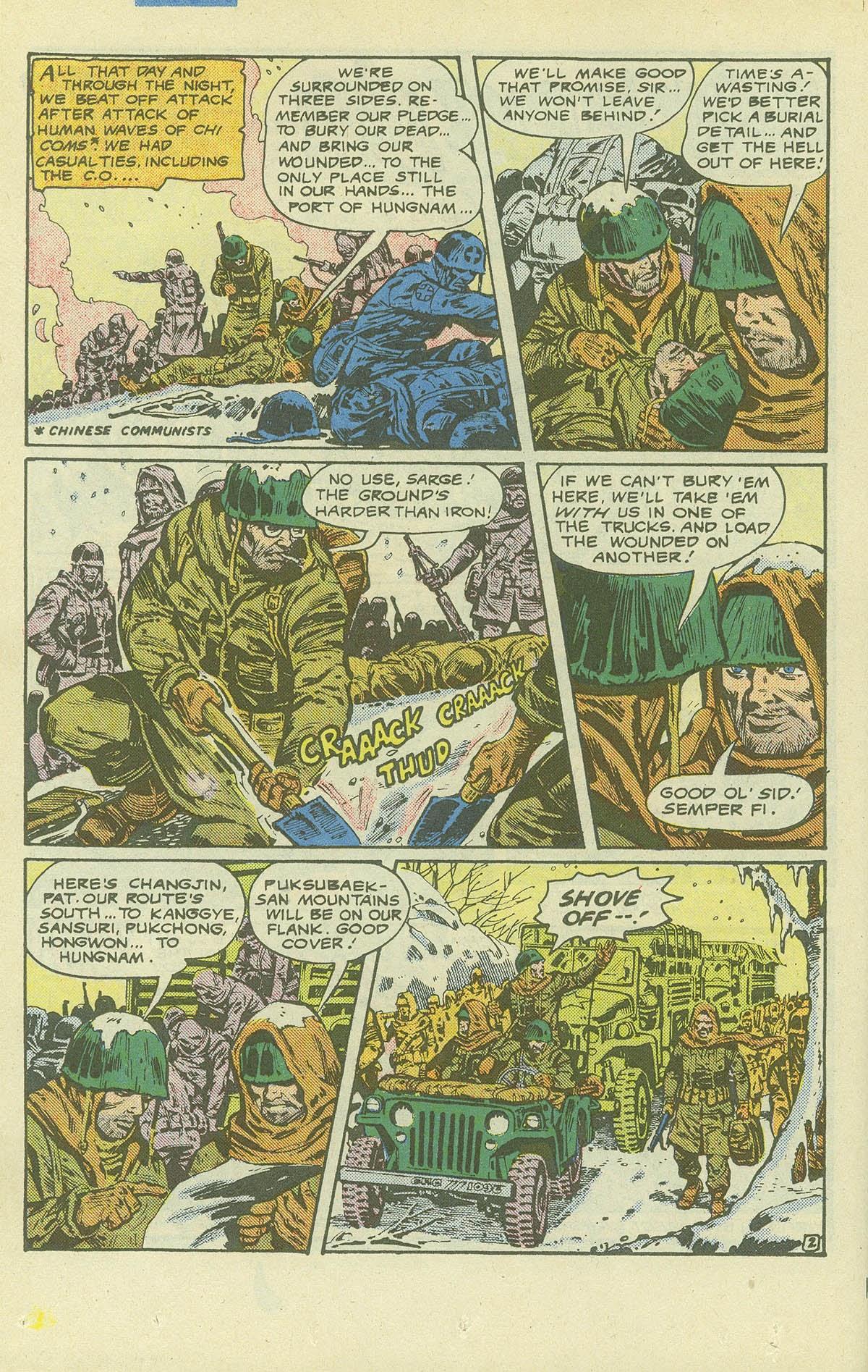 Read online Sgt. Rock comic -  Issue #411 - 25
