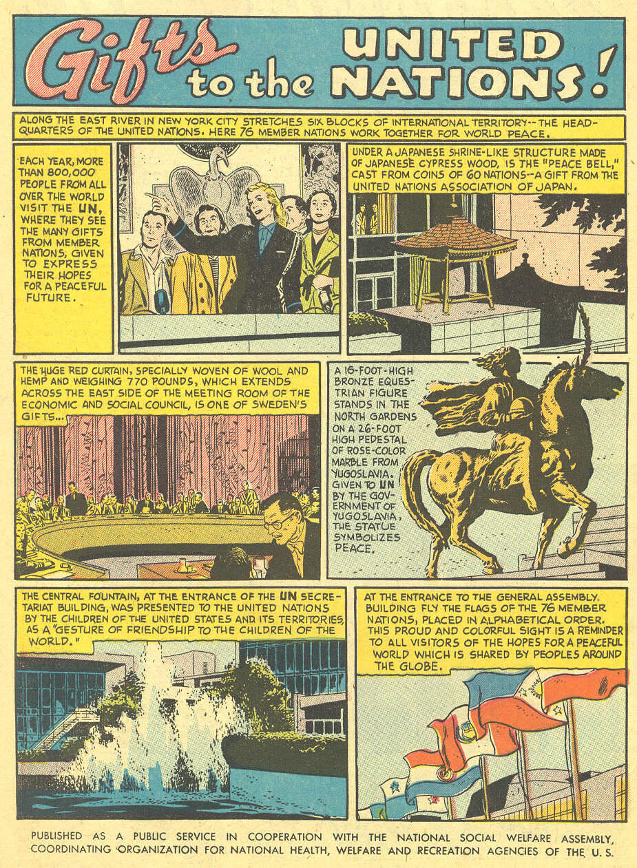 Read online All-Star Western (1951) comic -  Issue #92 - 10