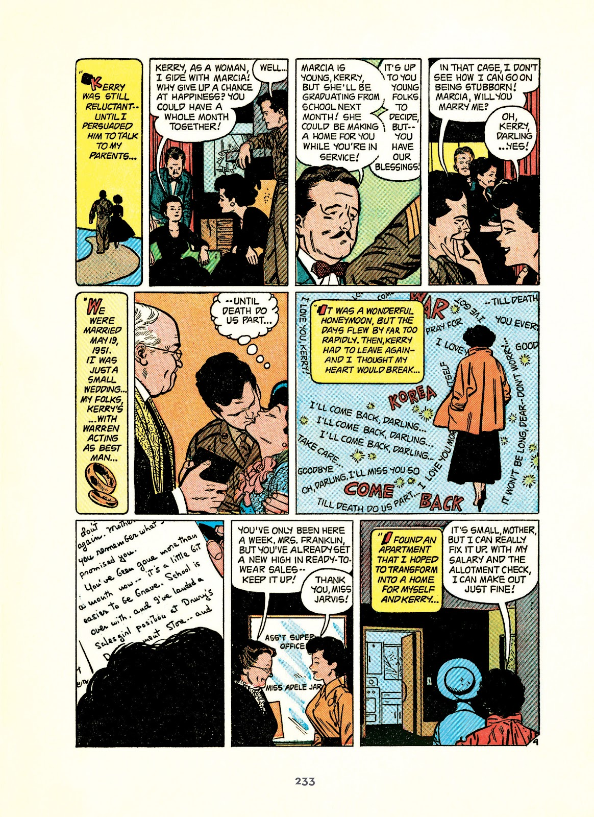 Read online Setting the Standard: Comics by Alex Toth 1952-1954 comic -  Issue # TPB (Part 3) - 34