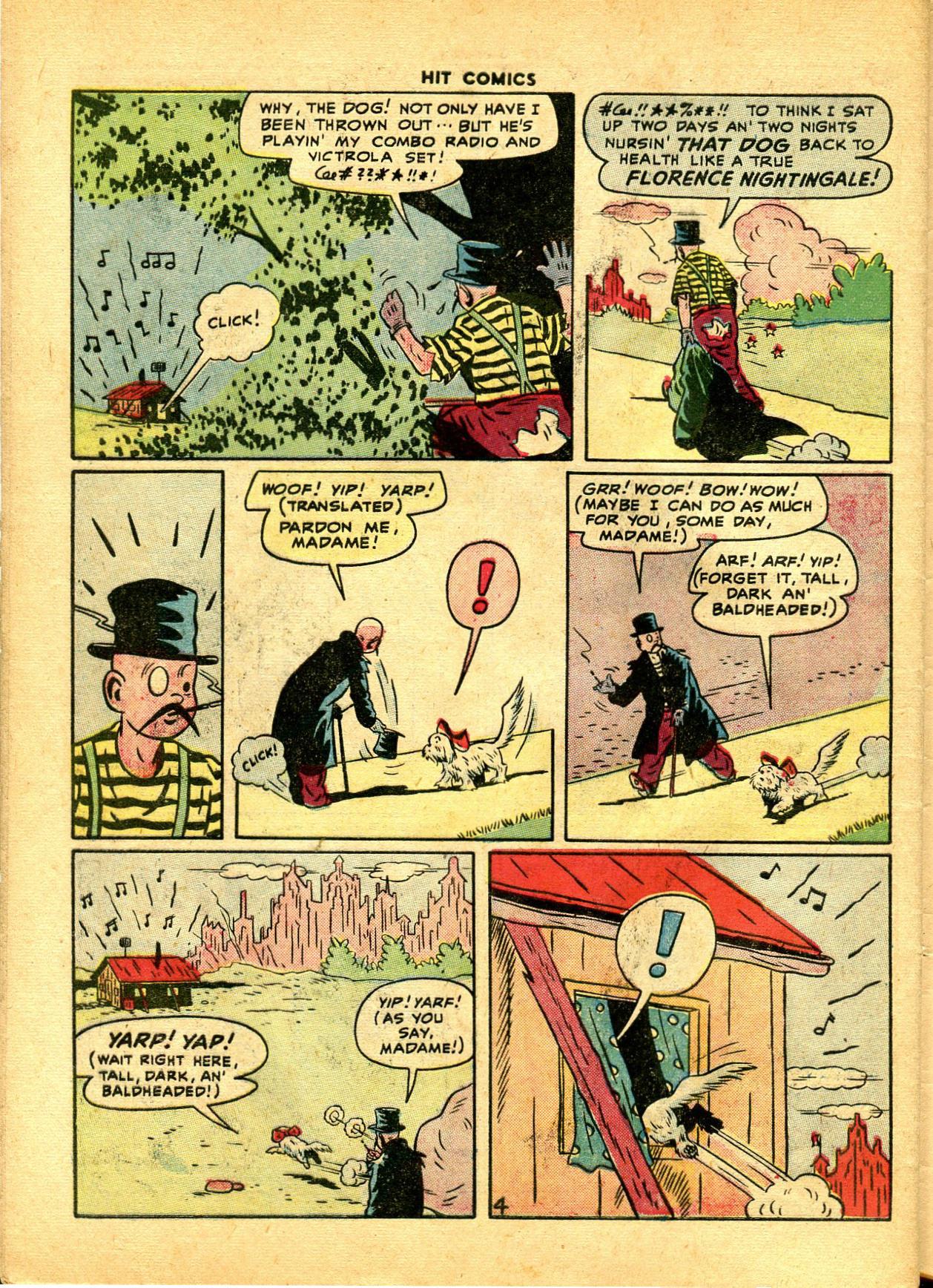 Read online Hit Comics comic -  Issue #49 - 42