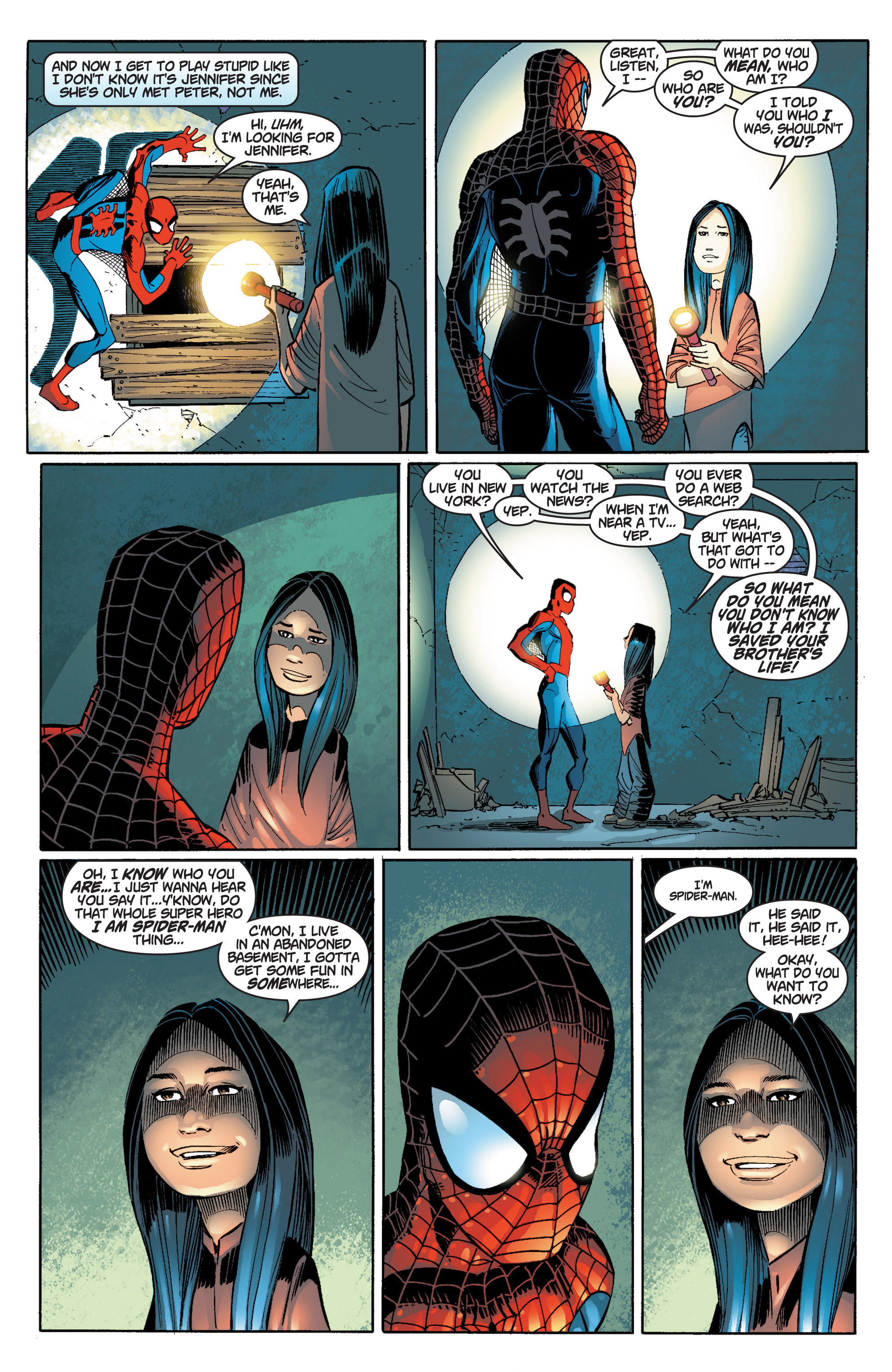 The Amazing Spider-Man (1999) 41 Page 3