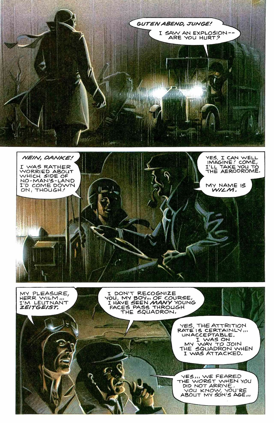 Tempus Fugitive issue 3 - Page 18