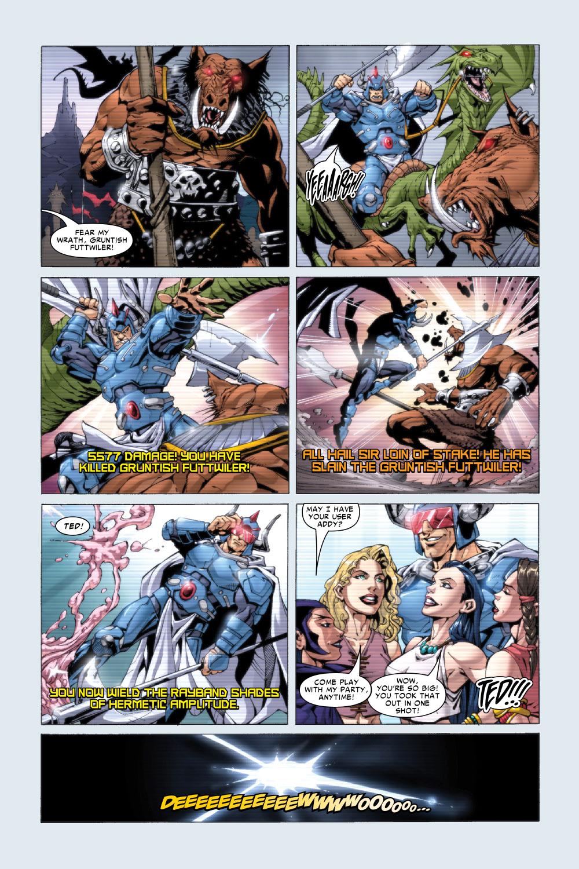 Read online Amazing Fantasy (2004) comic -  Issue #3 - 2