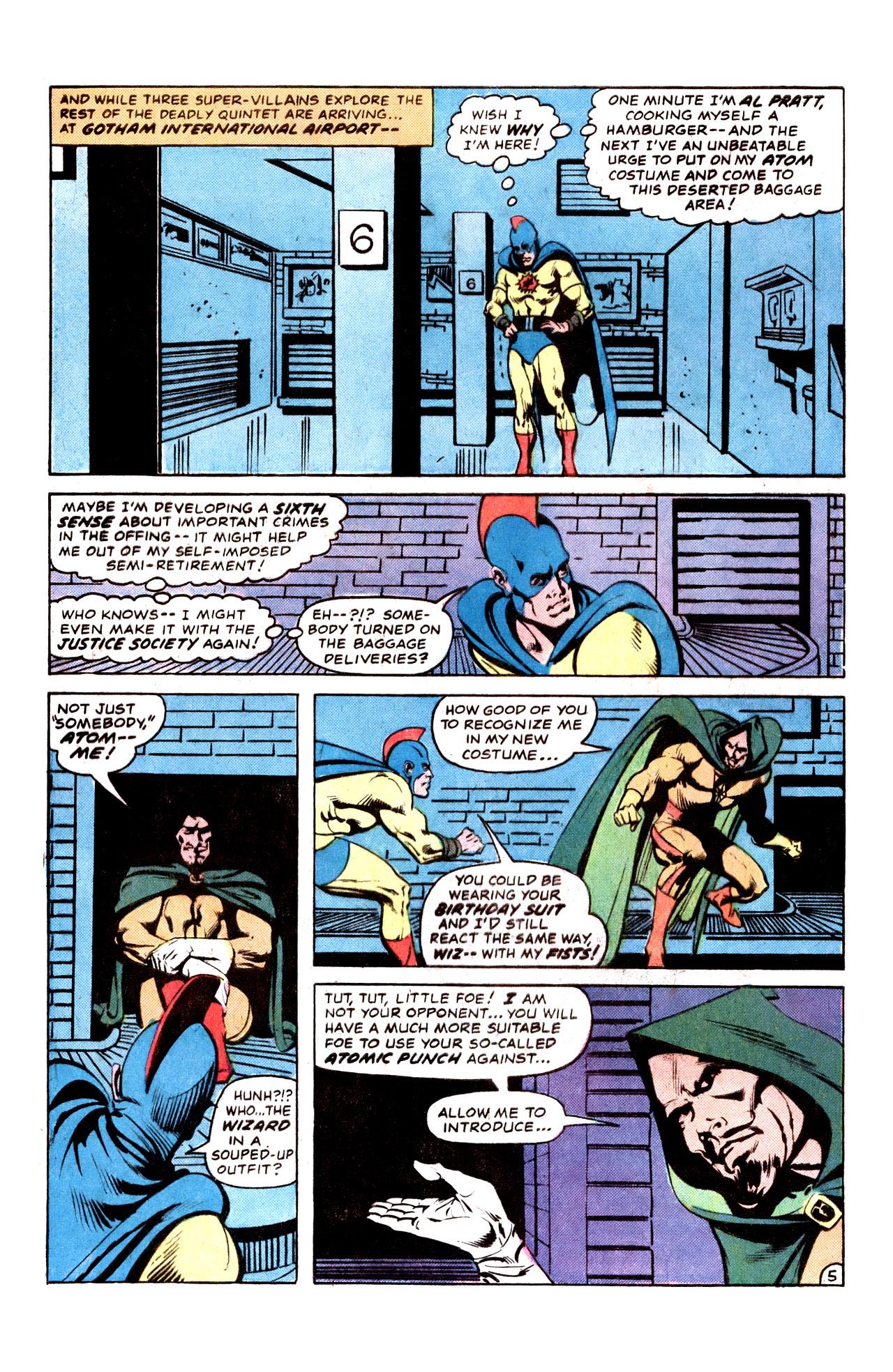 Read online Secret Society of Super-Villains comic -  Issue #15 - 9