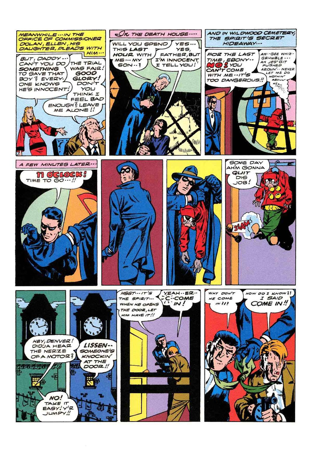 Read online Will Eisner's The Spirit Archives comic -  Issue # TPB 3 (Part 2) - 41