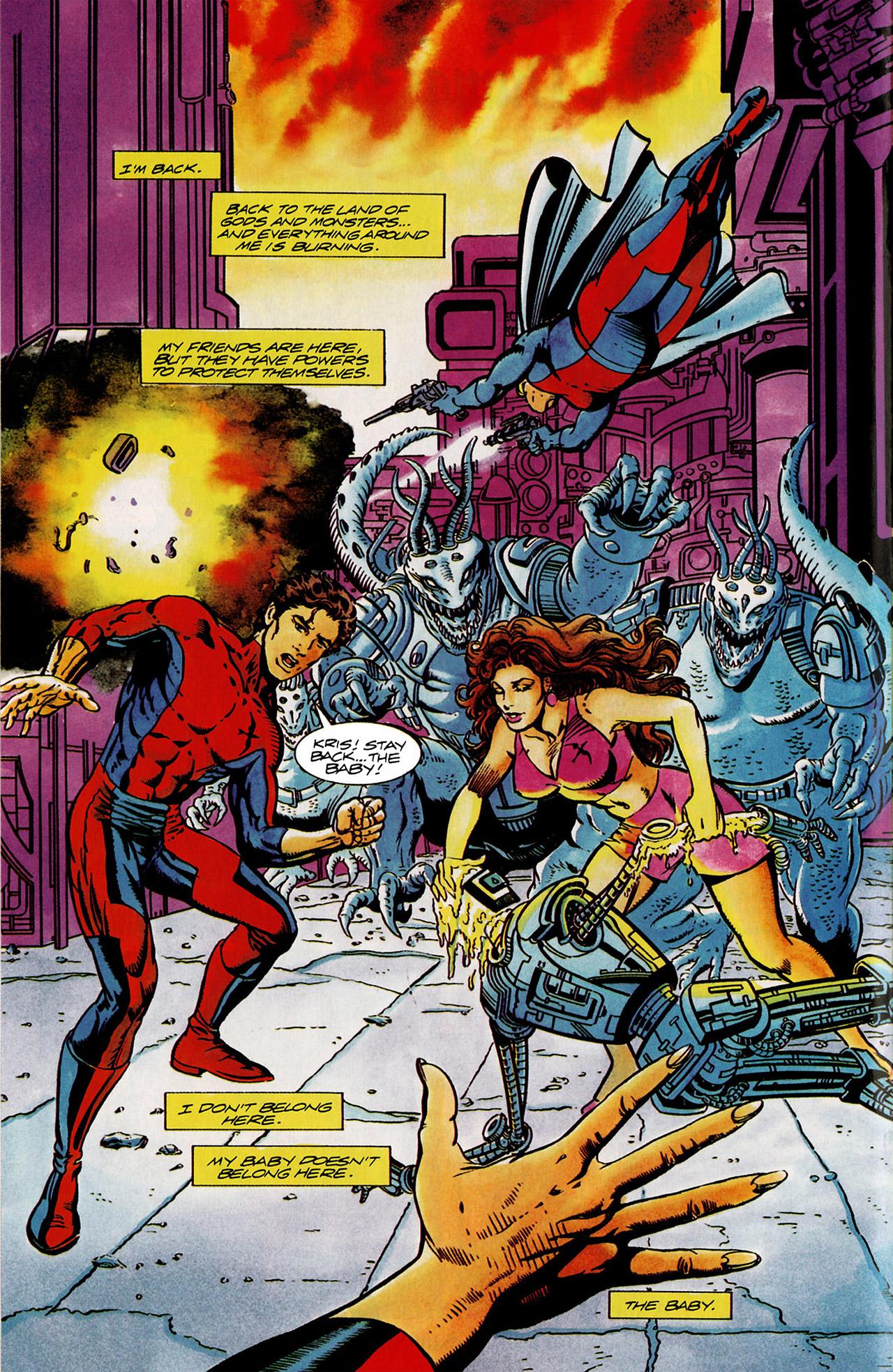 Read online Harbinger (1992) comic -  Issue #14 - 8