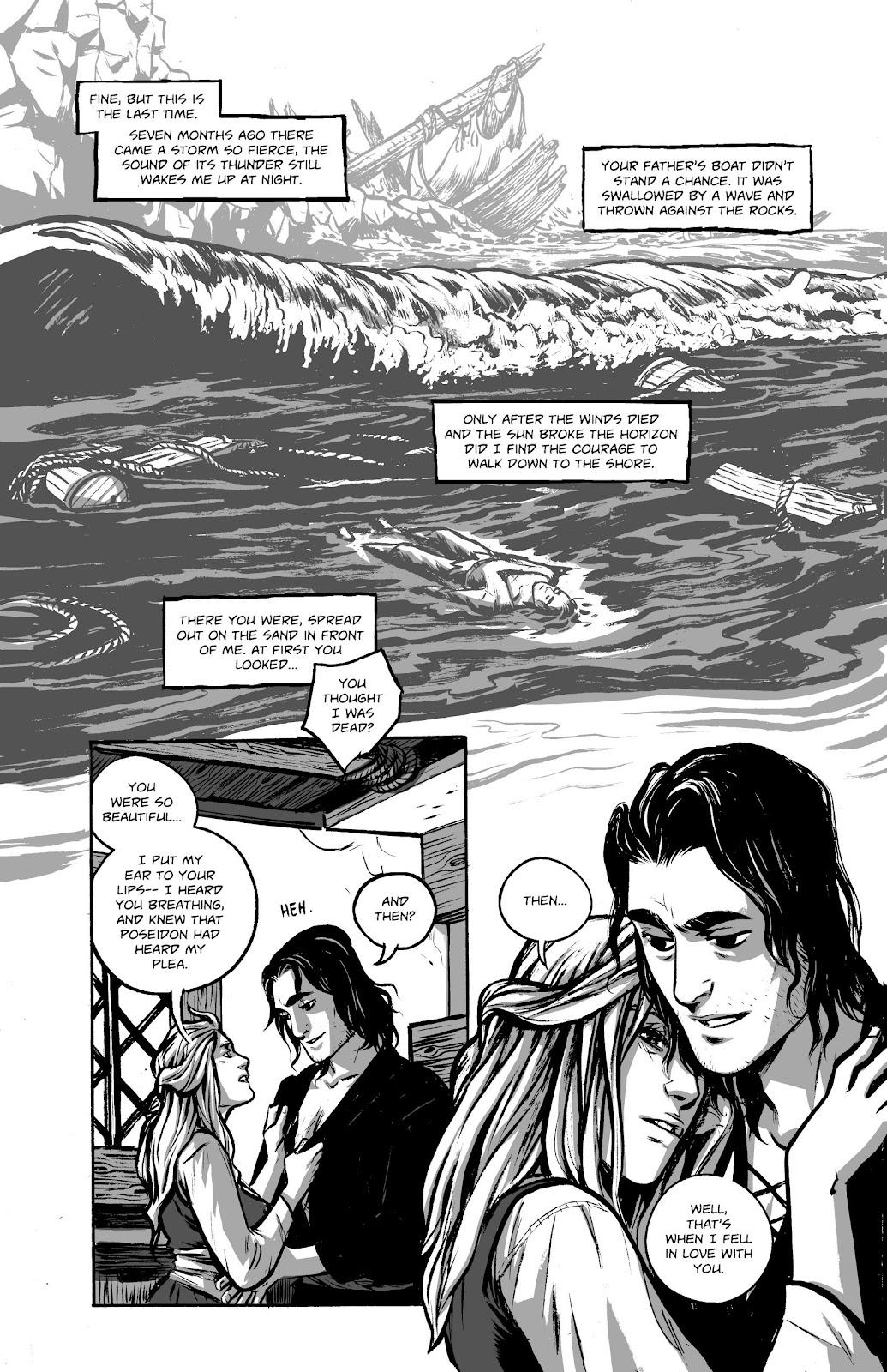 Read online Demeter comic -  Issue # Full - 7