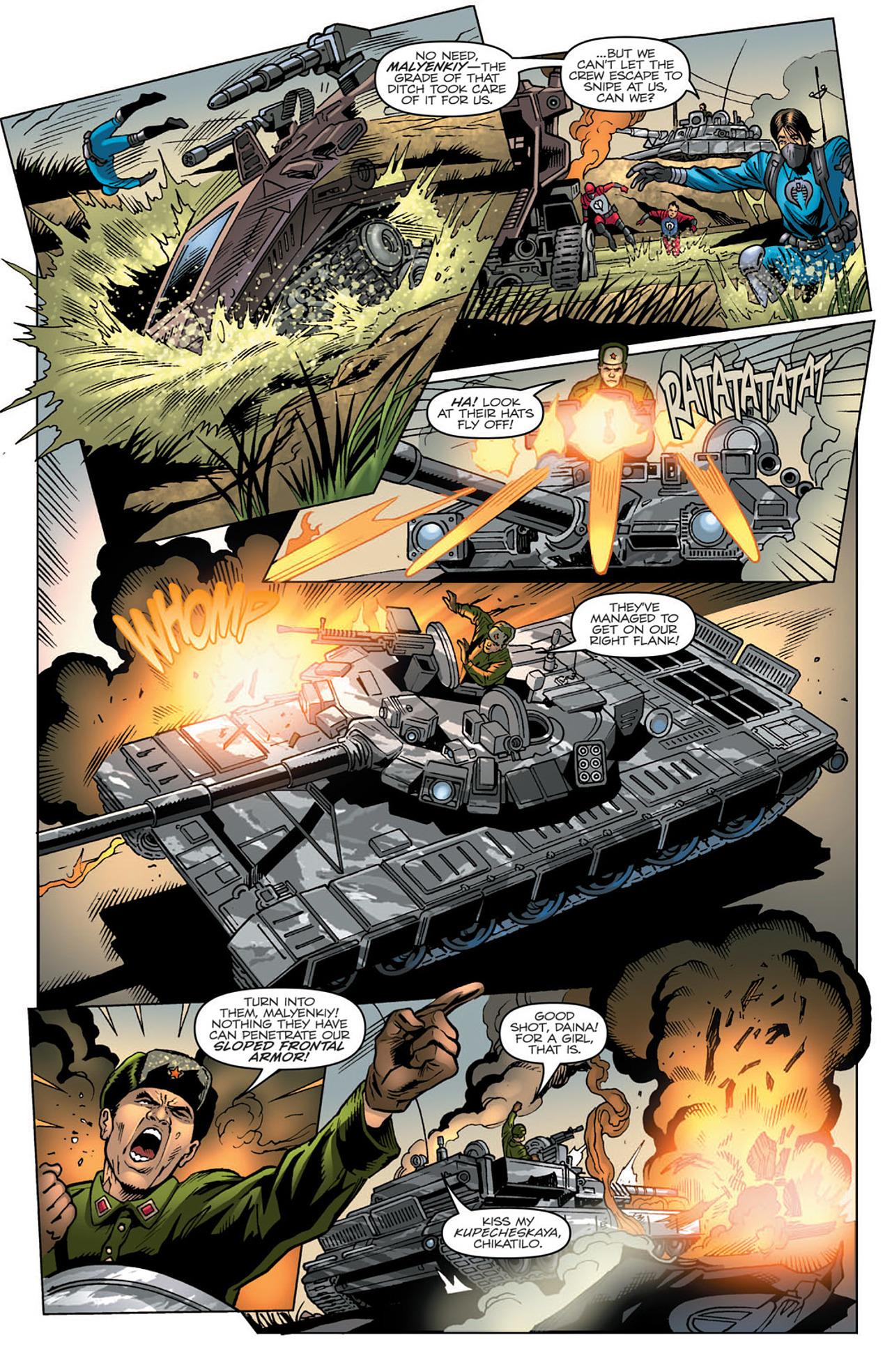 G.I. Joe: A Real American Hero 174 Page 19