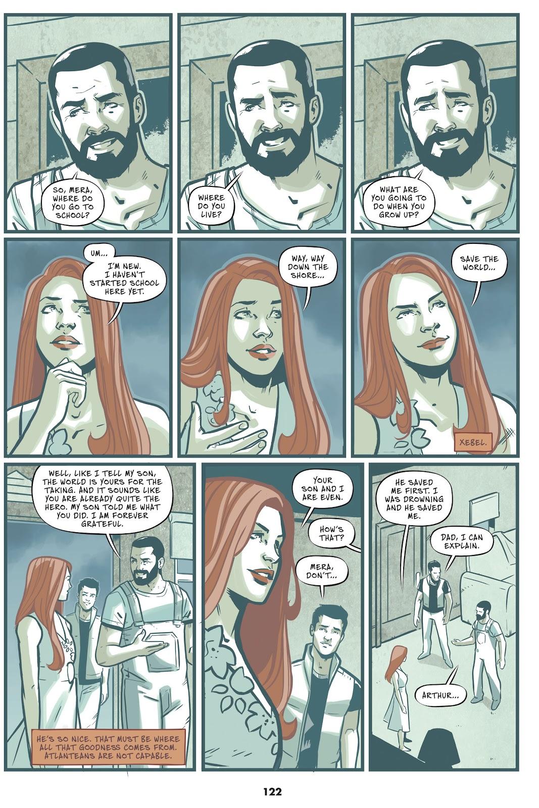 Read online Mera: Tidebreaker comic -  Issue # TPB (Part 2) - 22