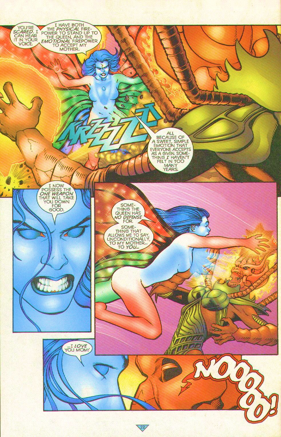Read online Trinity Angels comic -  Issue #12 - 22