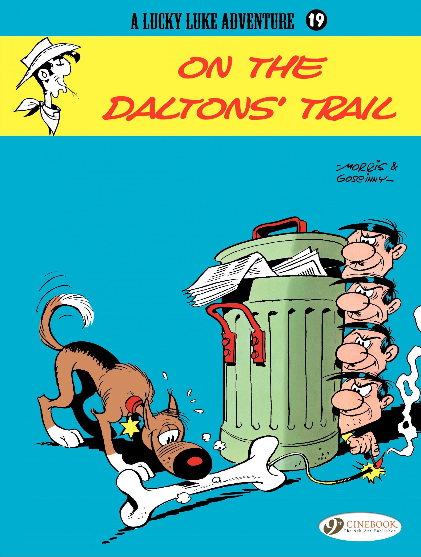 Read online A Lucky Luke Adventure comic -  Issue #19 - 1