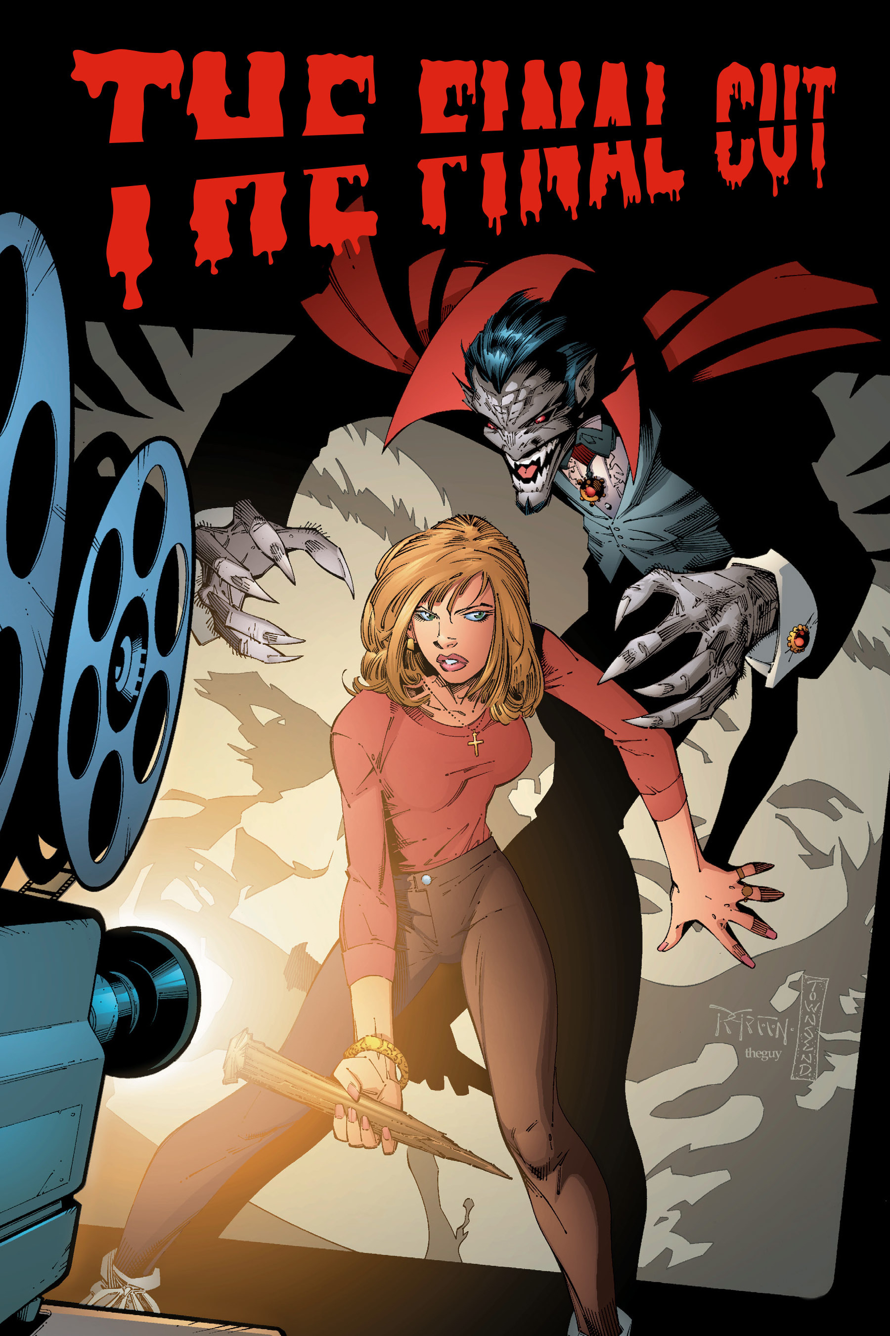 Read online Buffy the Vampire Slayer: Omnibus comic -  Issue # TPB 3 - 229