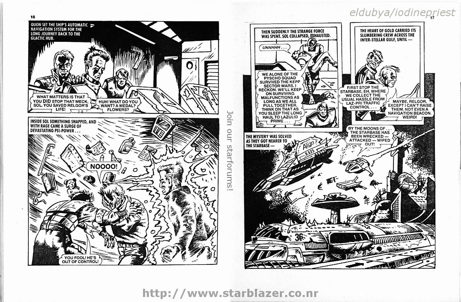 Starblazer issue 242 - Page 10