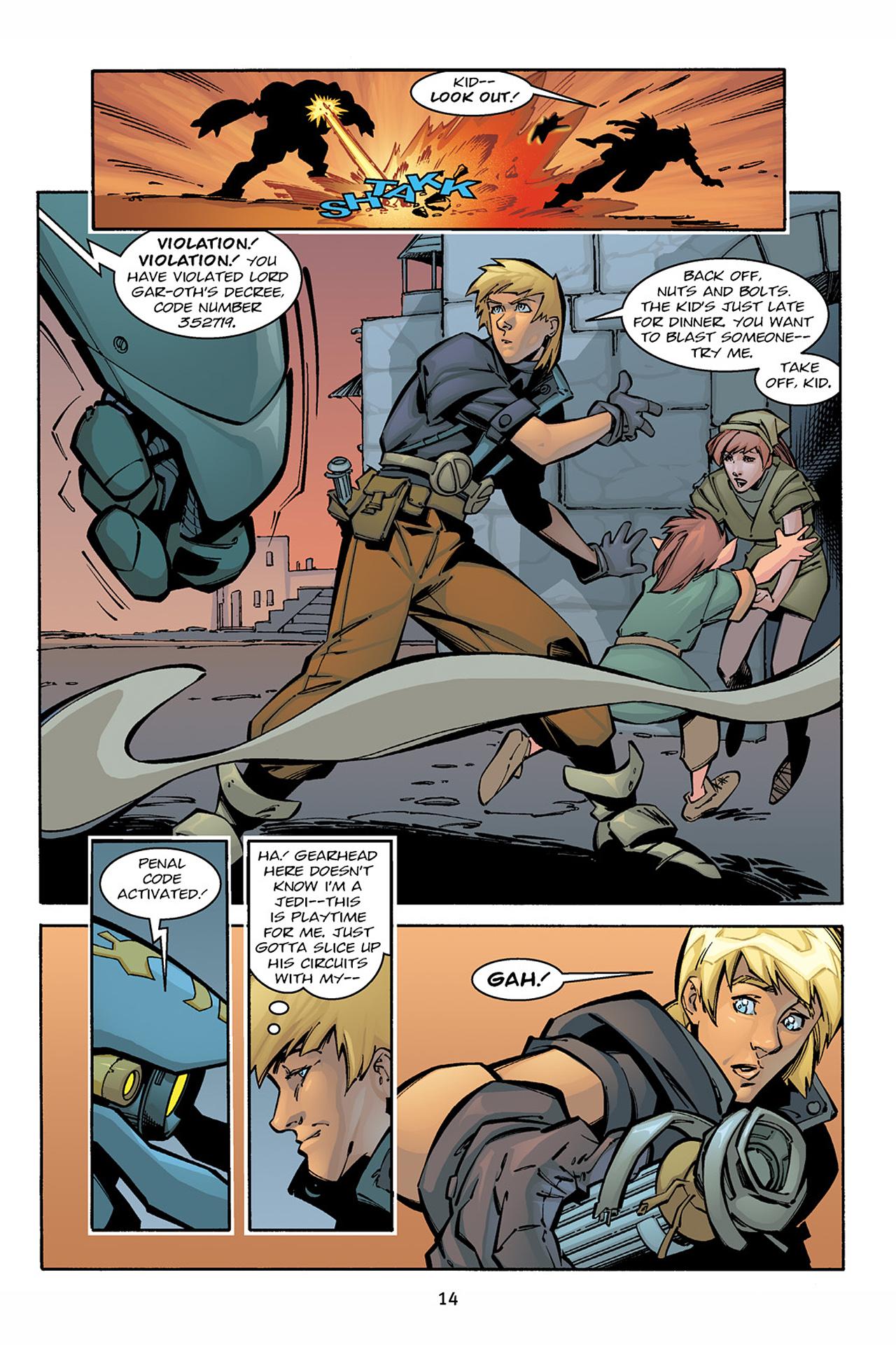 Read online Star Wars Omnibus comic -  Issue # Vol. 10 - 13