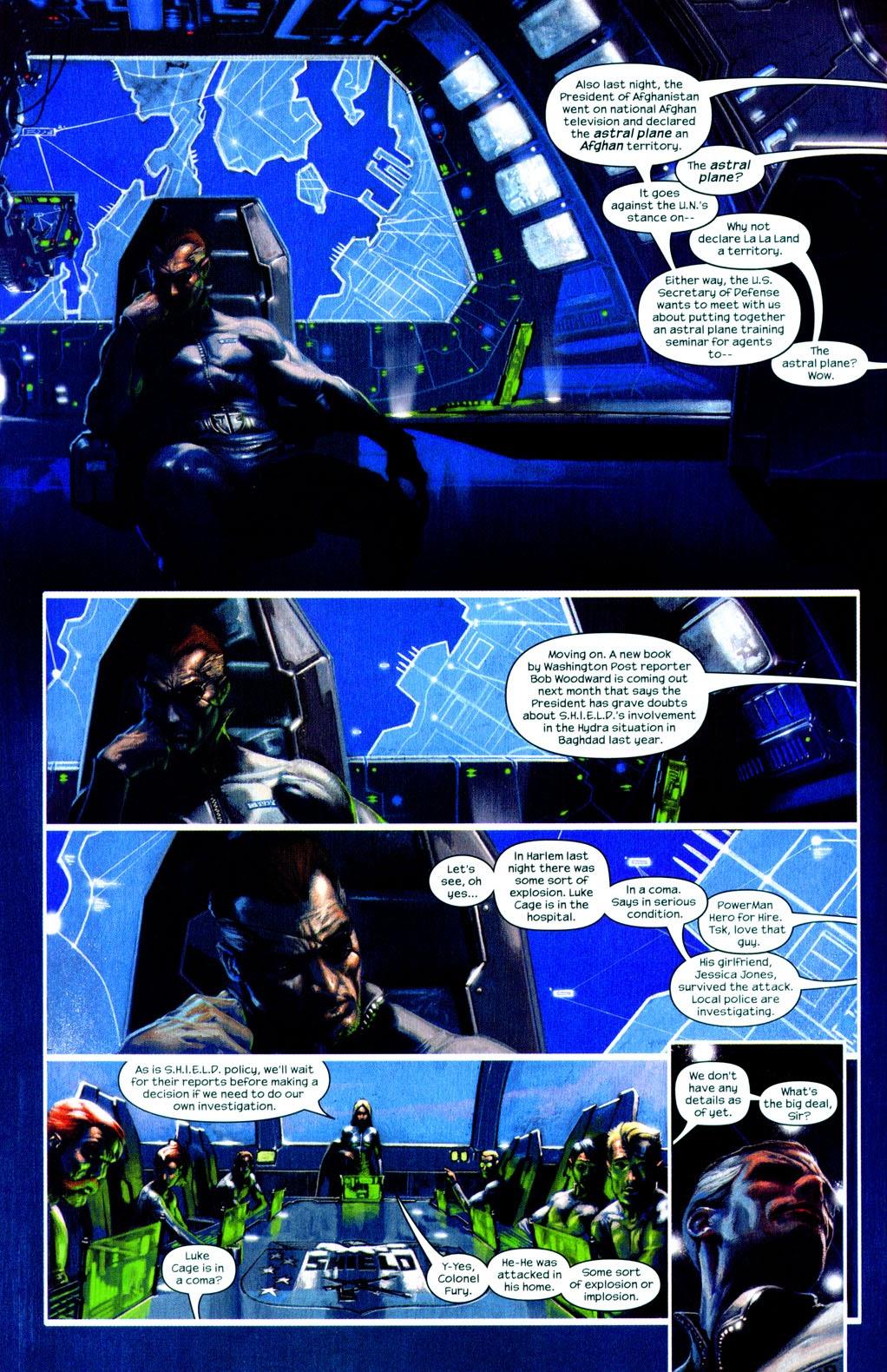 Read online Secret War comic -  Issue #1 - 7