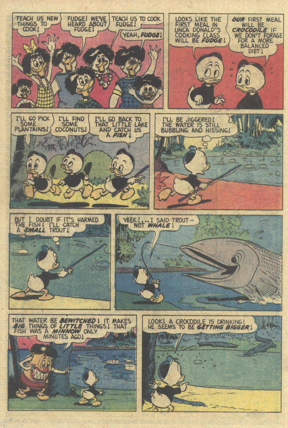 Read online Uncle Scrooge (1953) comic -  Issue #176 - 20