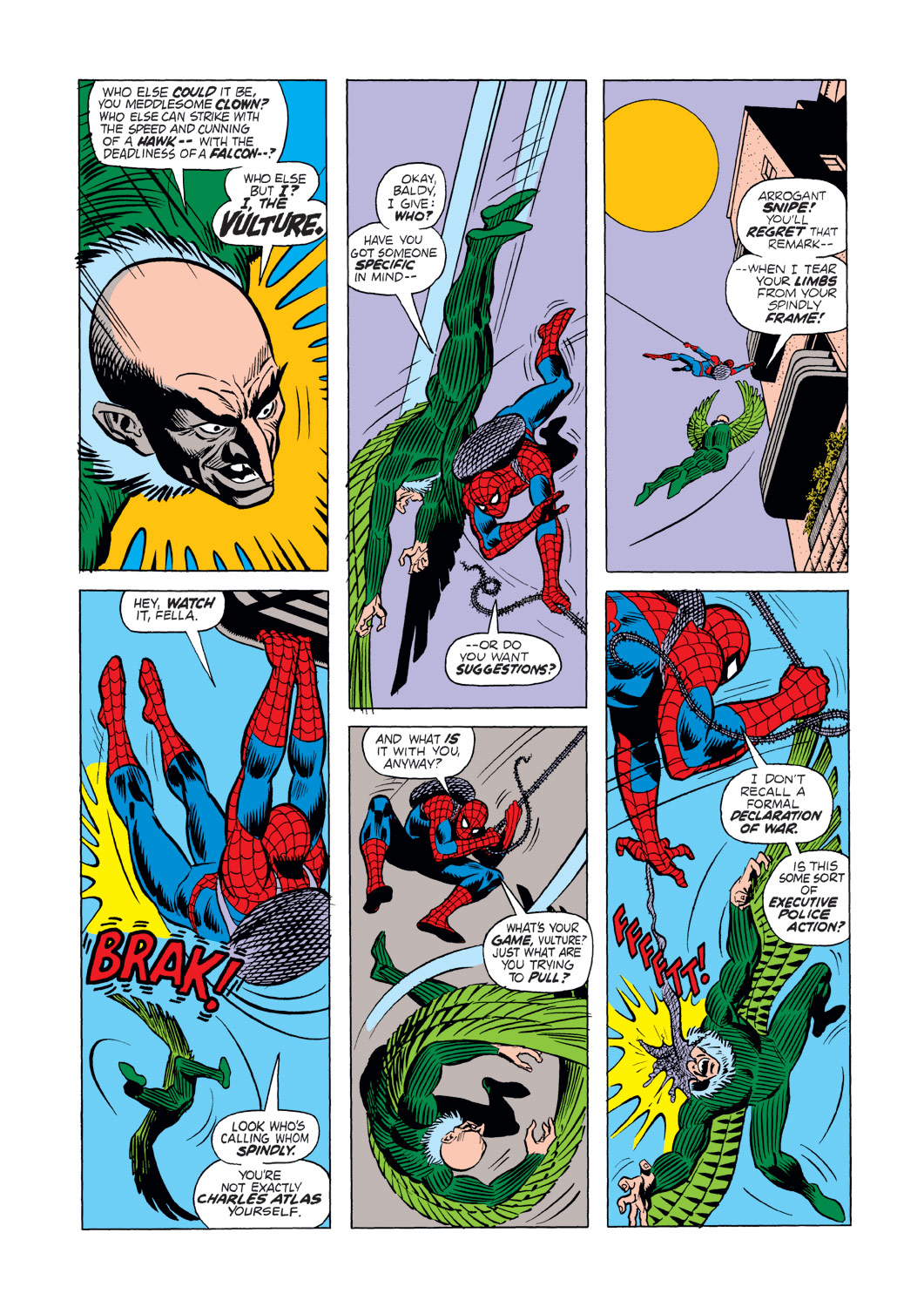 The Amazing Spider-Man (1963) 127 Page 6