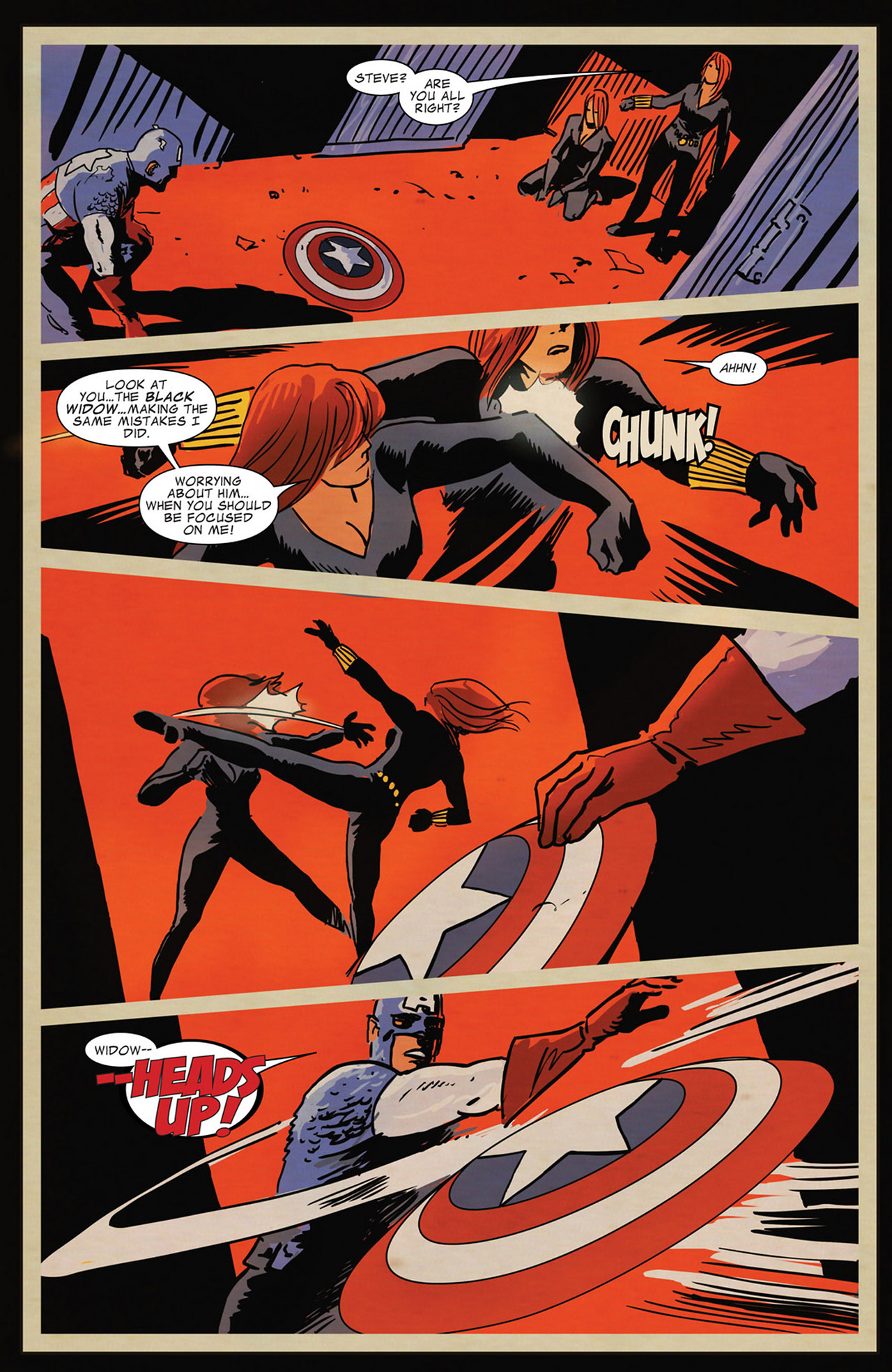 Read online Captain America And Black Widow comic -  Issue #637 - 6