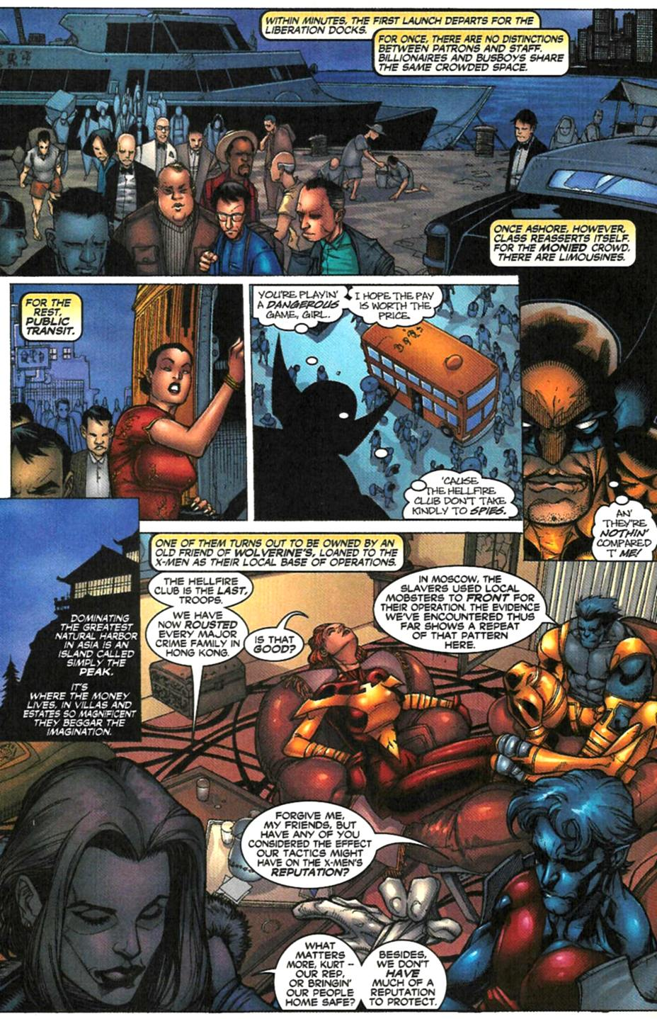 X-Men (1991) 104 Page 7