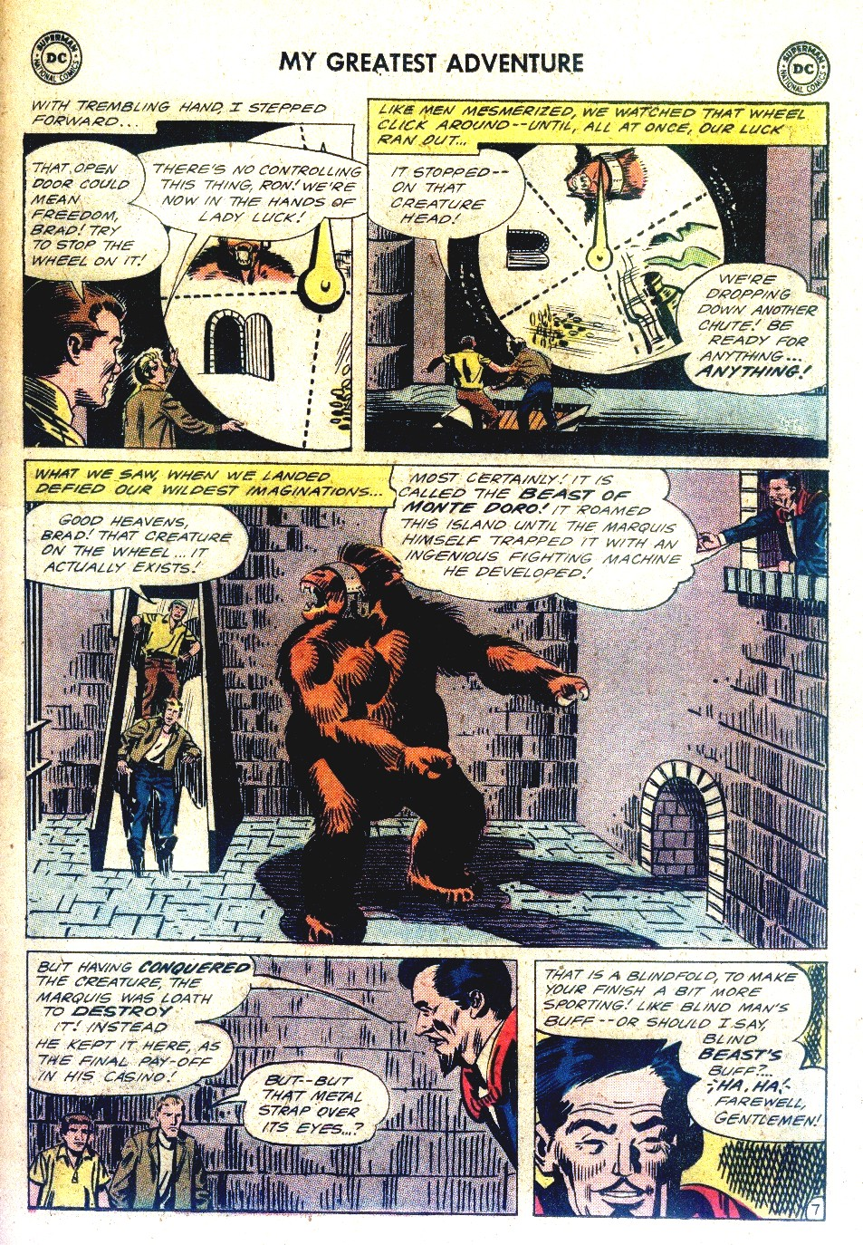 My Greatest Adventure (1955) issue 67 - Page 31