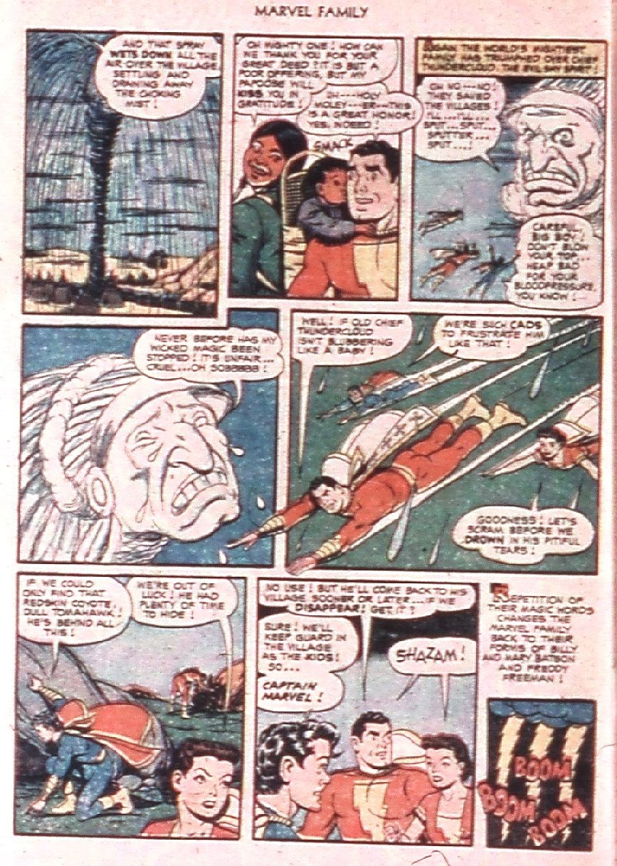 The Marvel Family issue 83 - Page 28