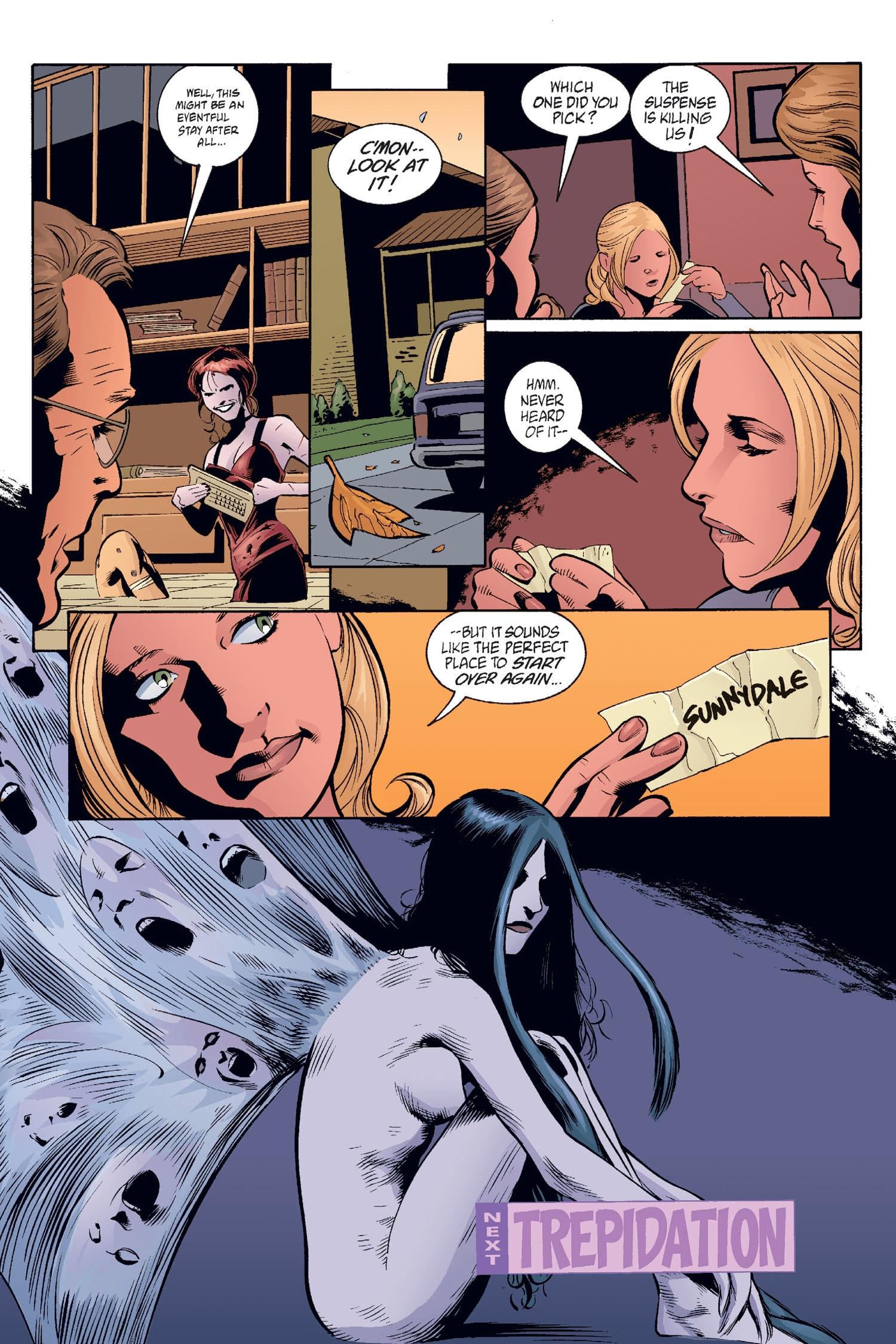 Read online Buffy the Vampire Slayer: Omnibus comic -  Issue # TPB 2 - 83