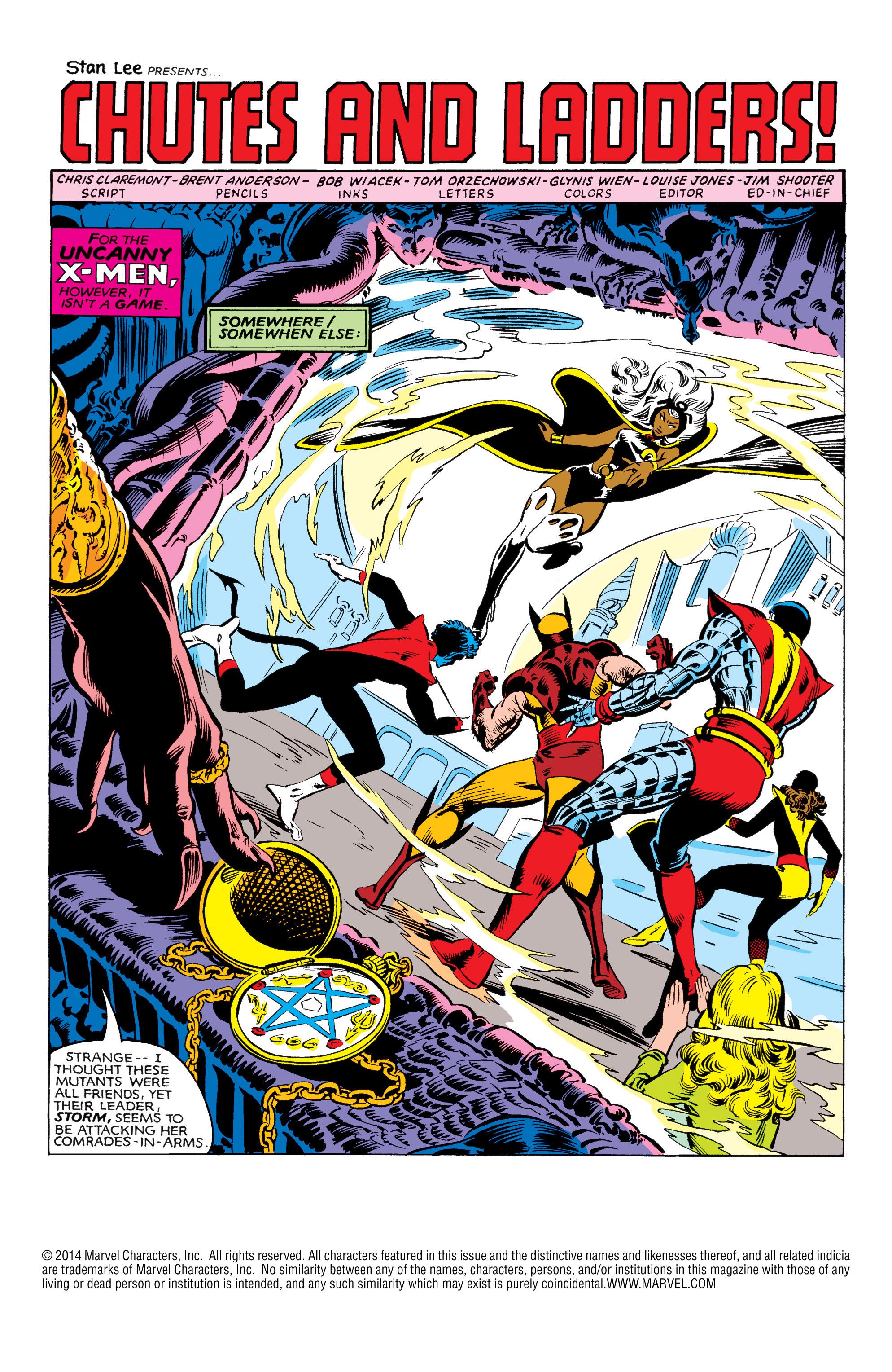Read online Uncanny X-Men (1963) comic -  Issue #160 - 2