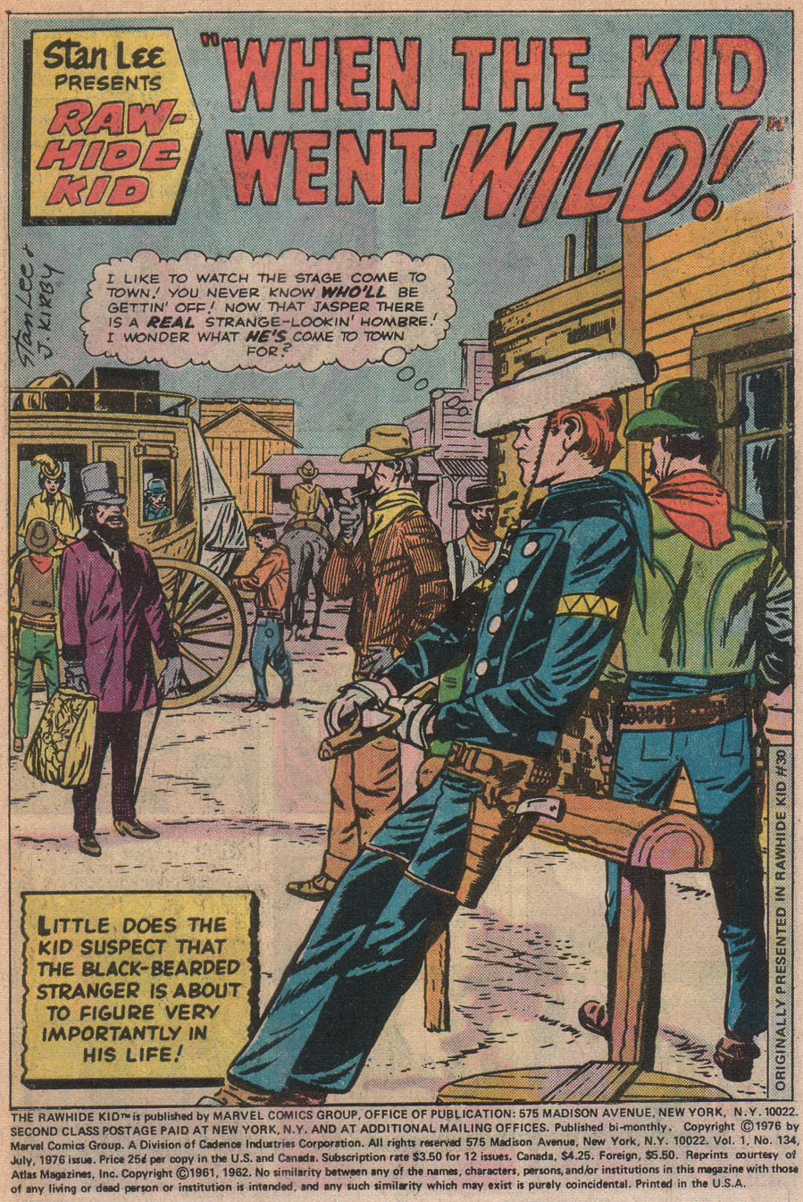 The Rawhide Kid (1955) issue 134 - Page 3