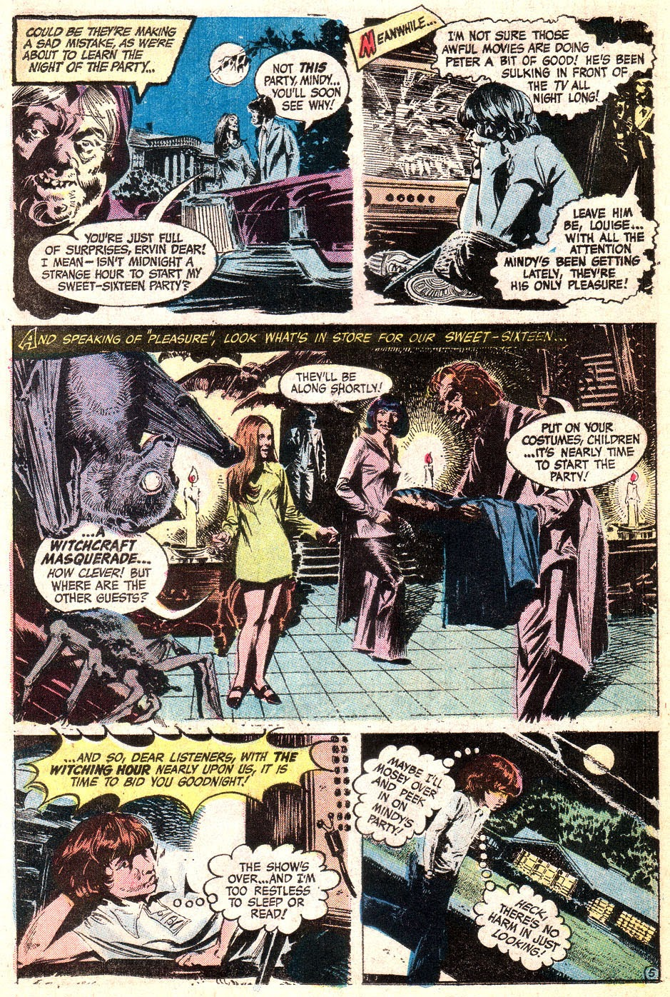 The Witching Hour (1969) issue 25 - Page 26