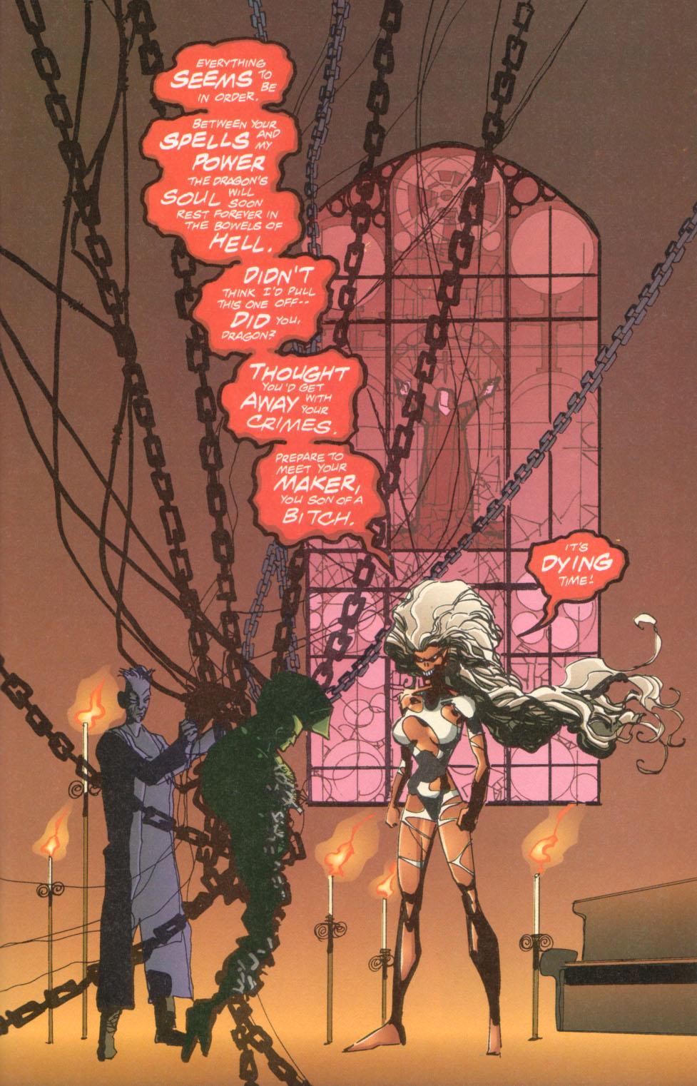 The Savage Dragon (1993) Issue #29 #32 - English 24