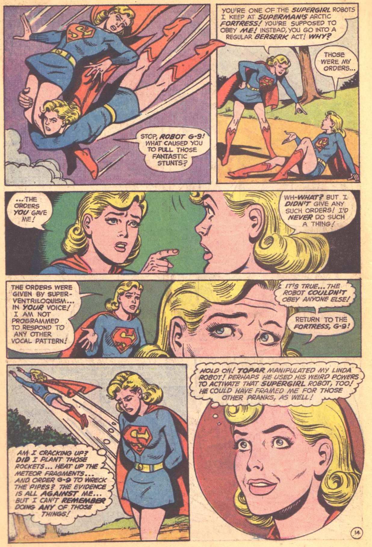 Read online Adventure Comics (1938) comic -  Issue #382 - 18